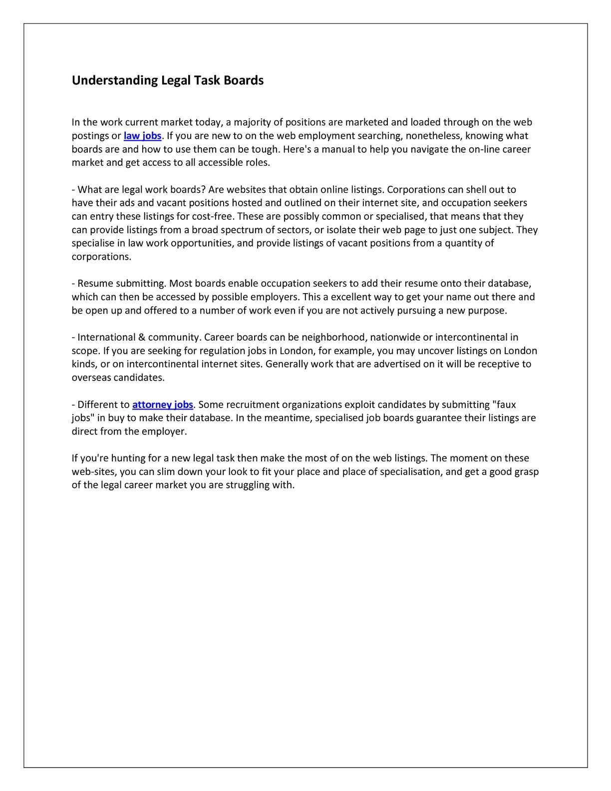 Calameo Understanding Legal Task Boards
