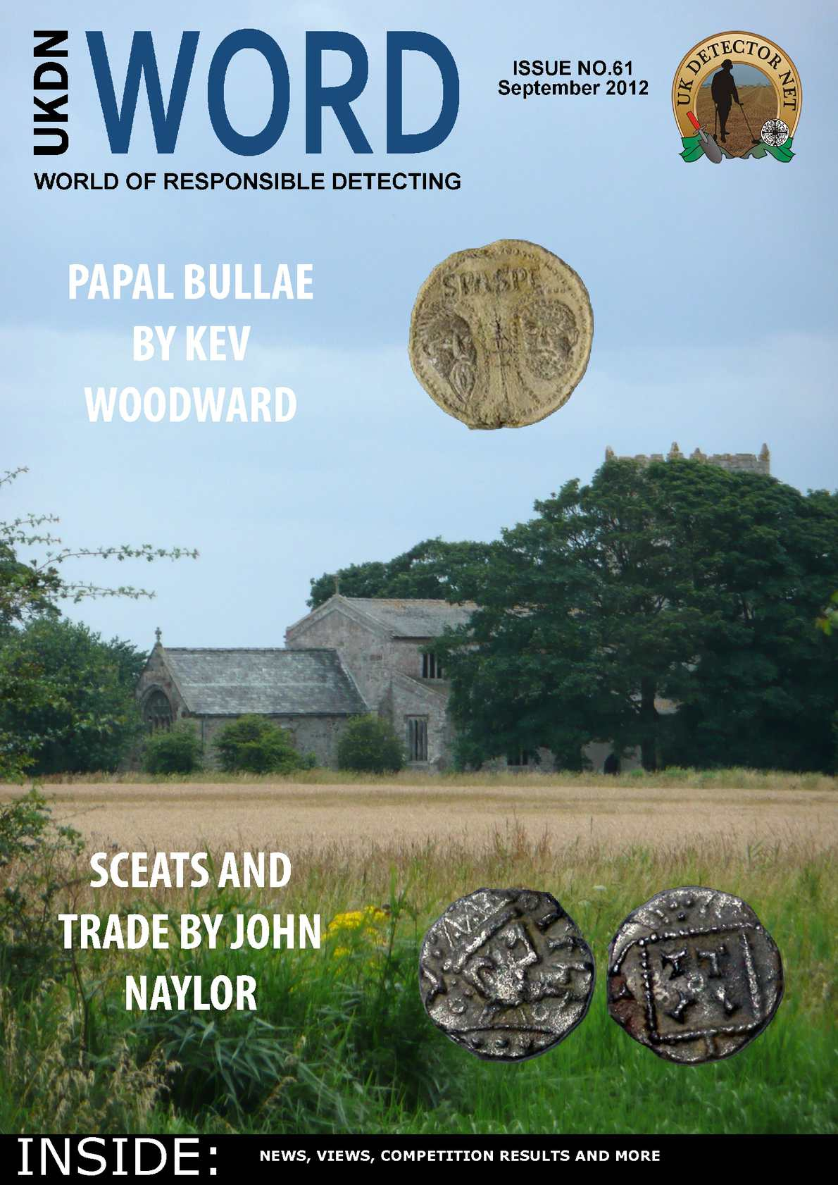 UKDN Word - Issue 61 - September 2012