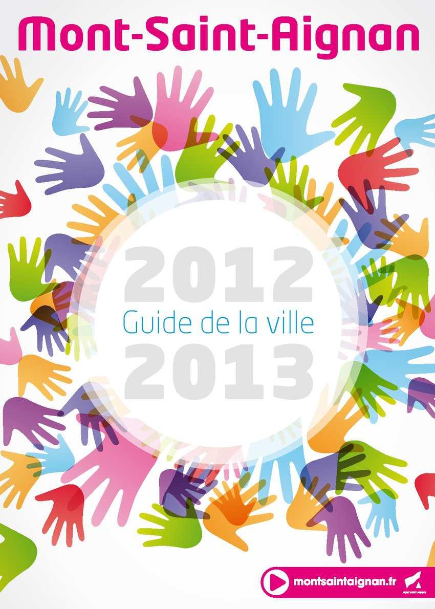 Calam o guide de la ville de mont saint aignan 2012 2013 for Piscine mont saint aignan