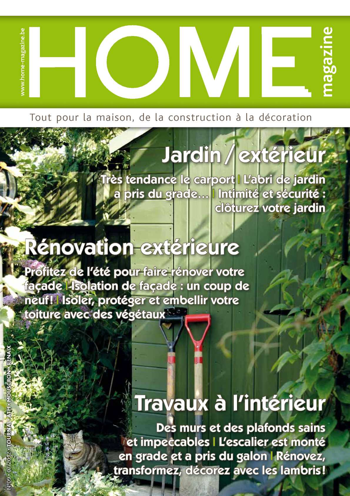 Calaméo - Home magazine n°9 - Tournai