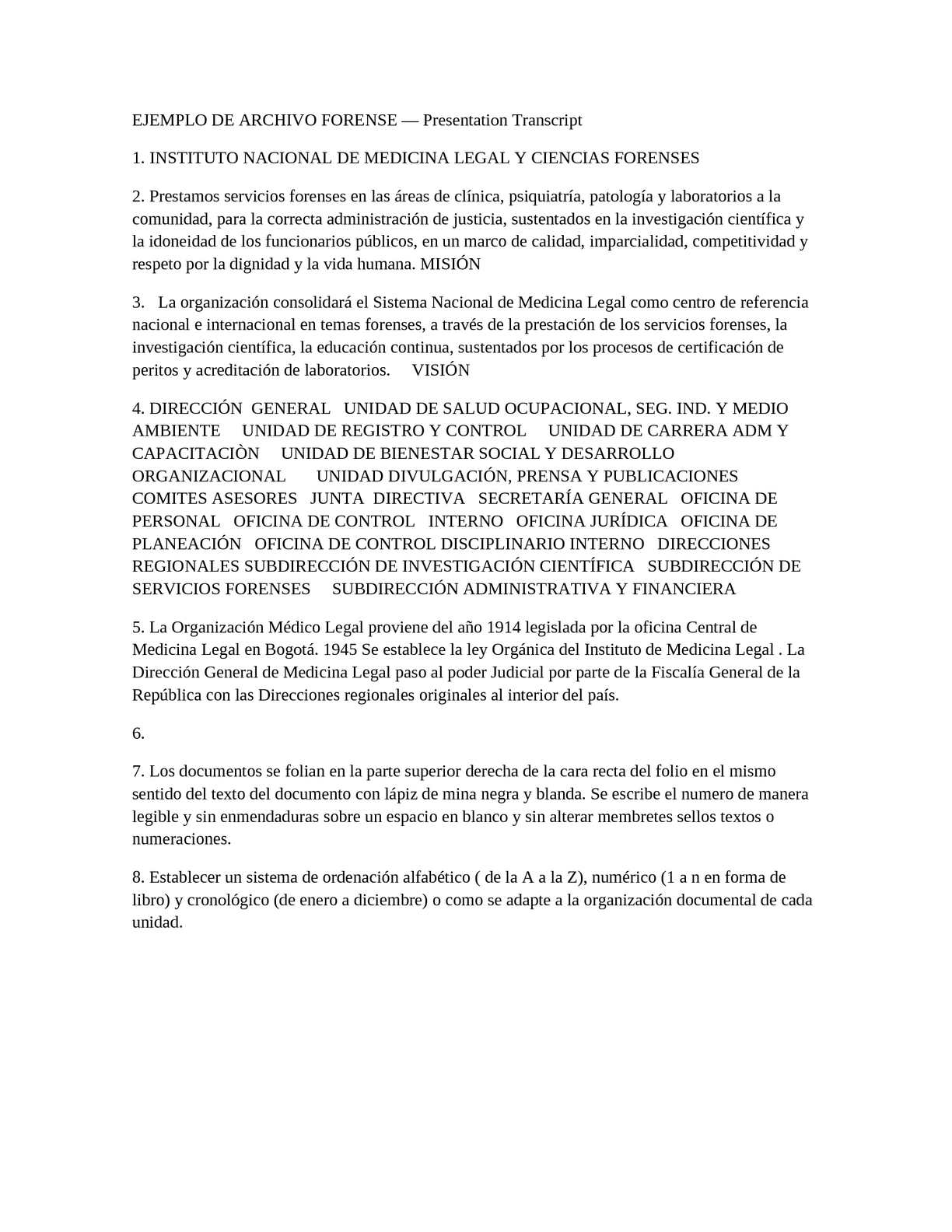 Calaméo - EJEMPLO DE ARCHIVO FORENSE