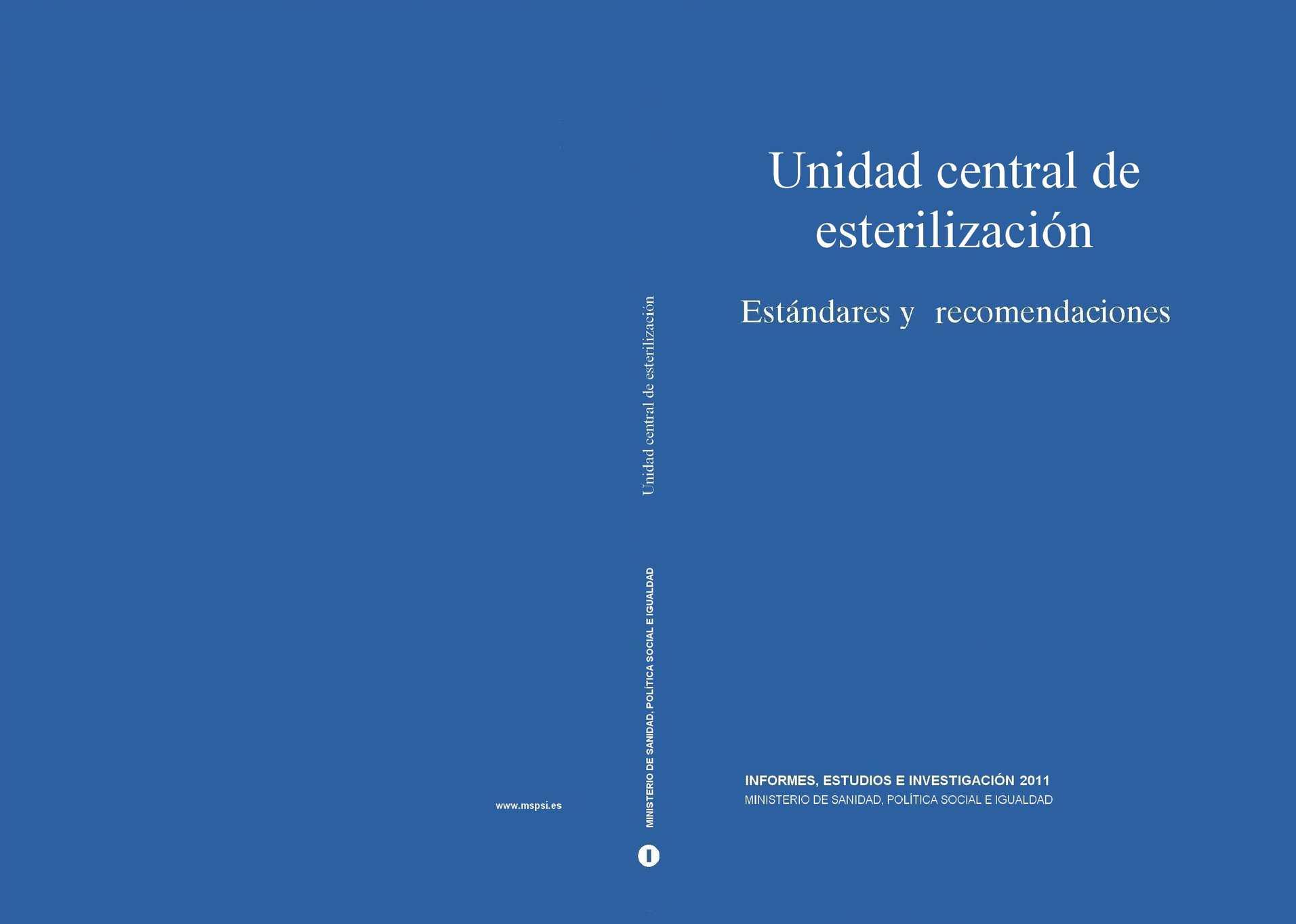 Calaméo - Unidad central de esterilización
