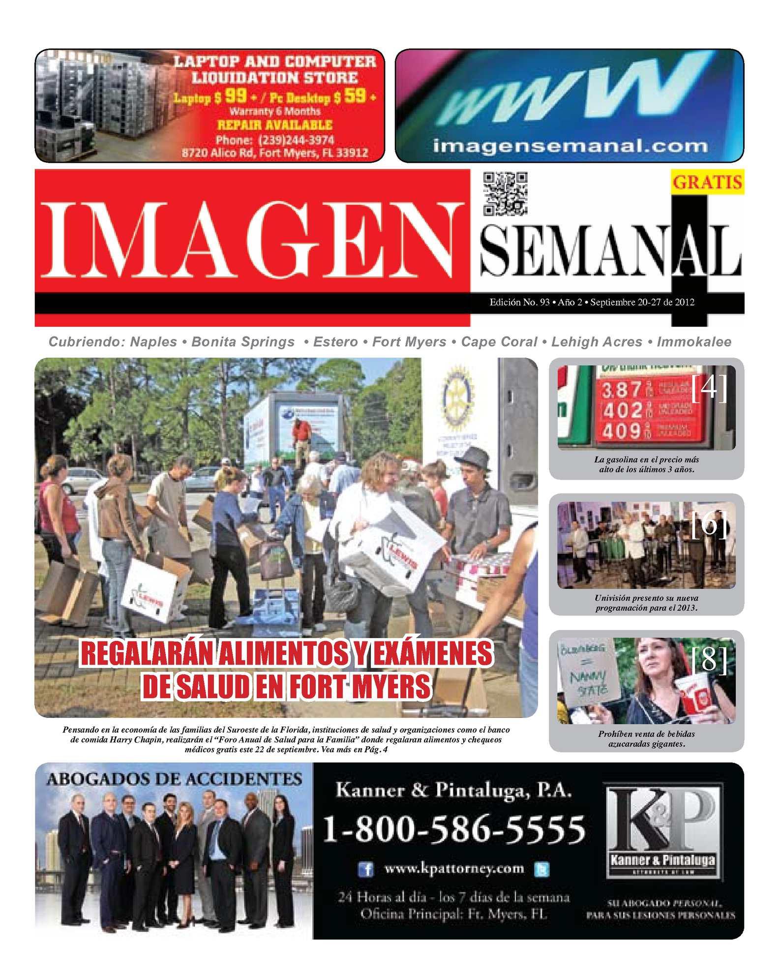 Calaméo - Imagen Semanal Edicion Impresa # 93