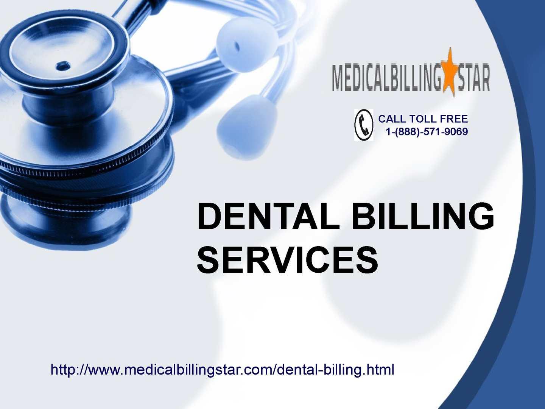 dental billing system