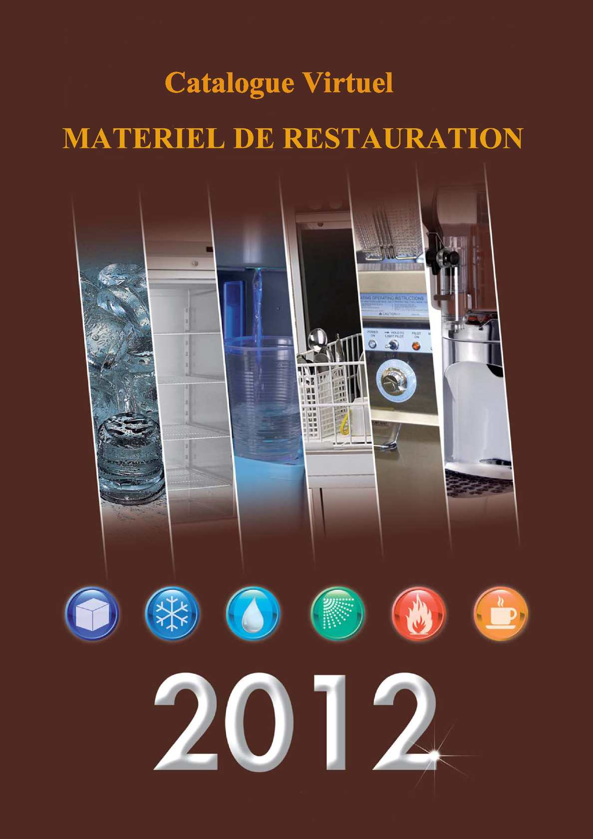 Calam o catalogue virtuel du mat riel professionnel de for Materiel de restauration
