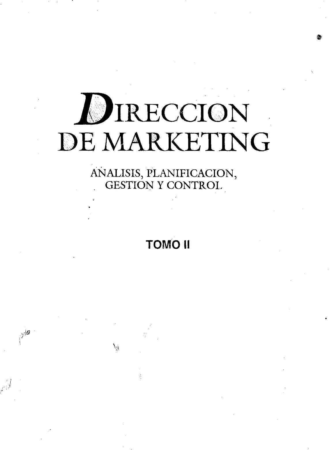 Calaméo - Dirección de Marketing tomo II 5845ca1621d