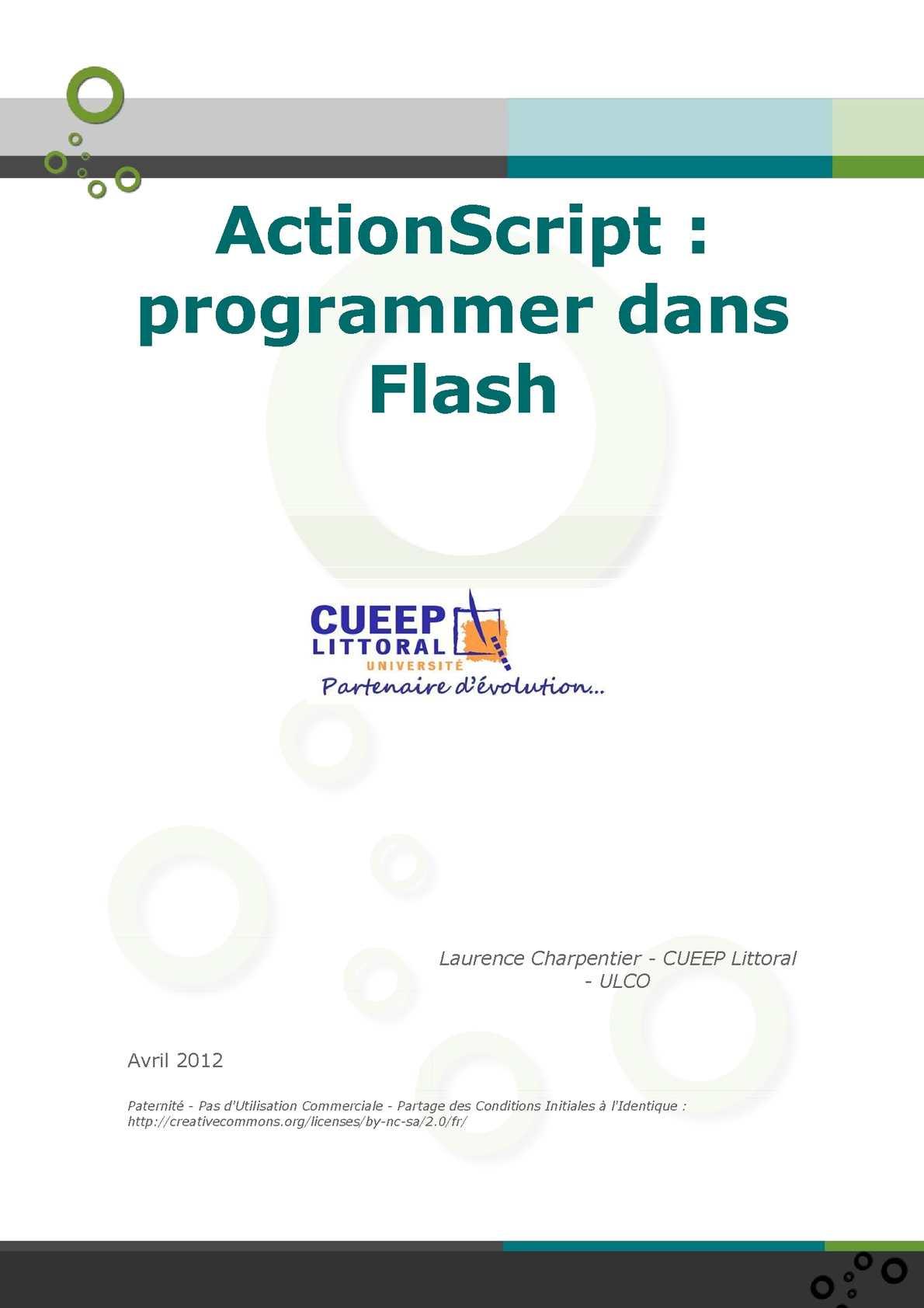 Adobe Flash : ActionScript