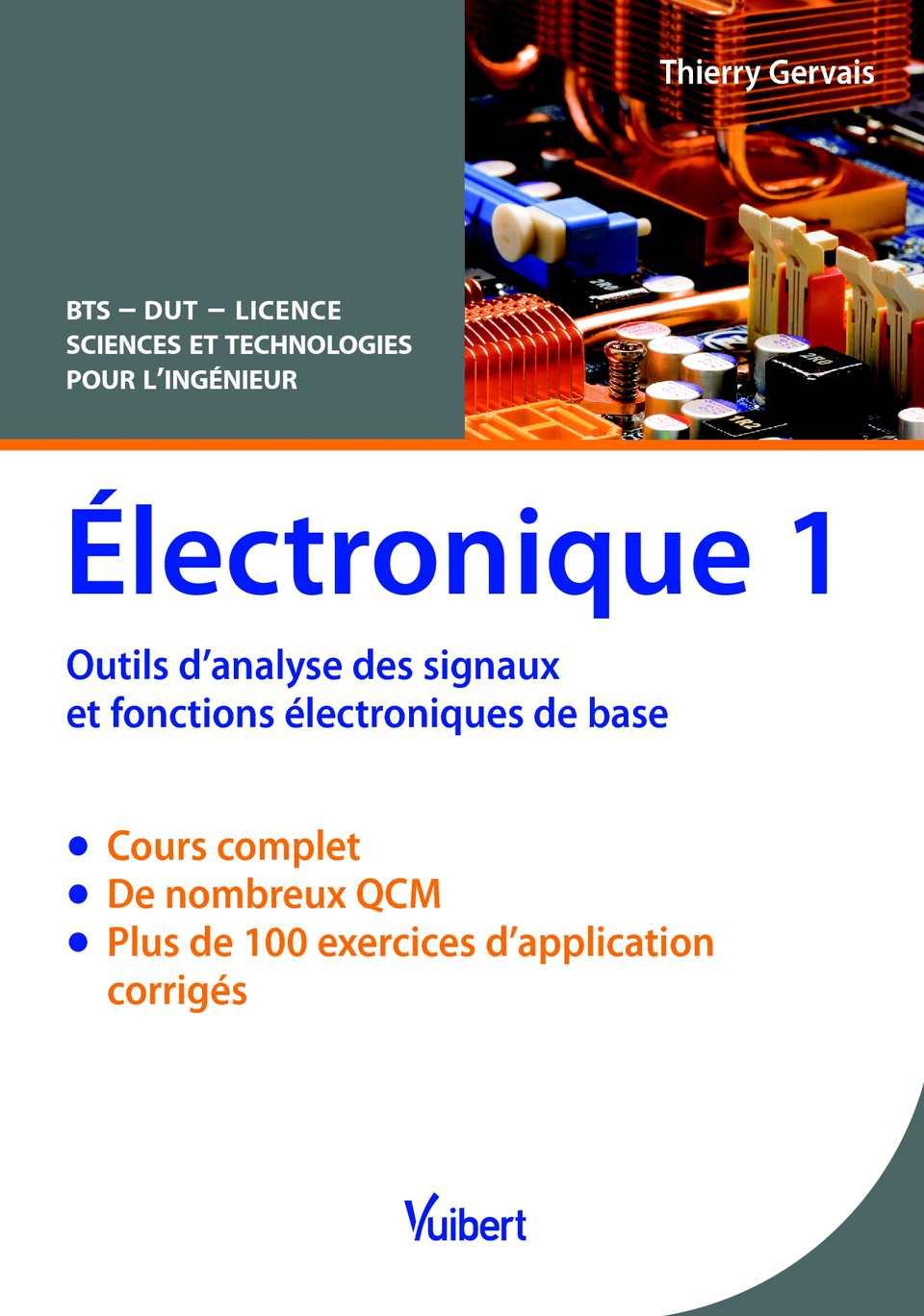 Extrait - Électronique 1 - Vuibert