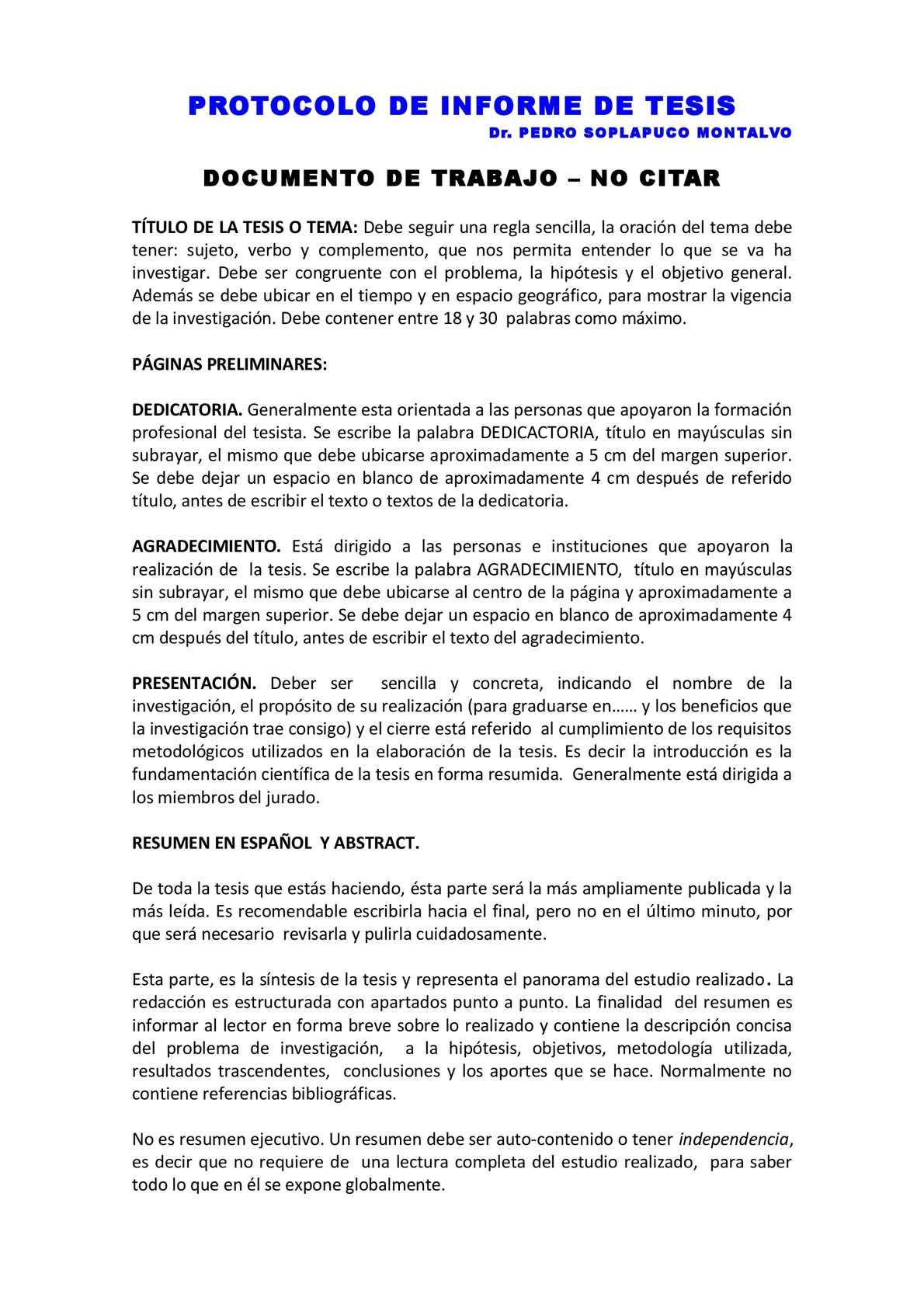 Calaméo - PROTOCOLO TESIS
