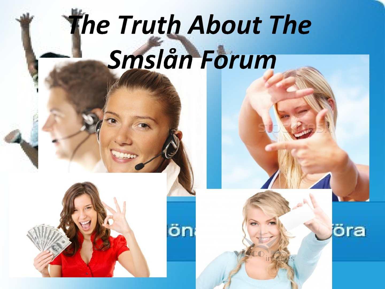 sms lån forum