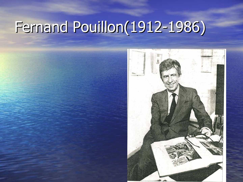 Fernand Pouillon(1912-1986)