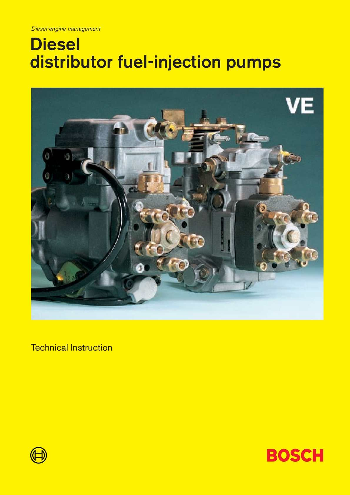 Diesel engine injection pump: device, principle of operation, diagnostics and adjustment 37
