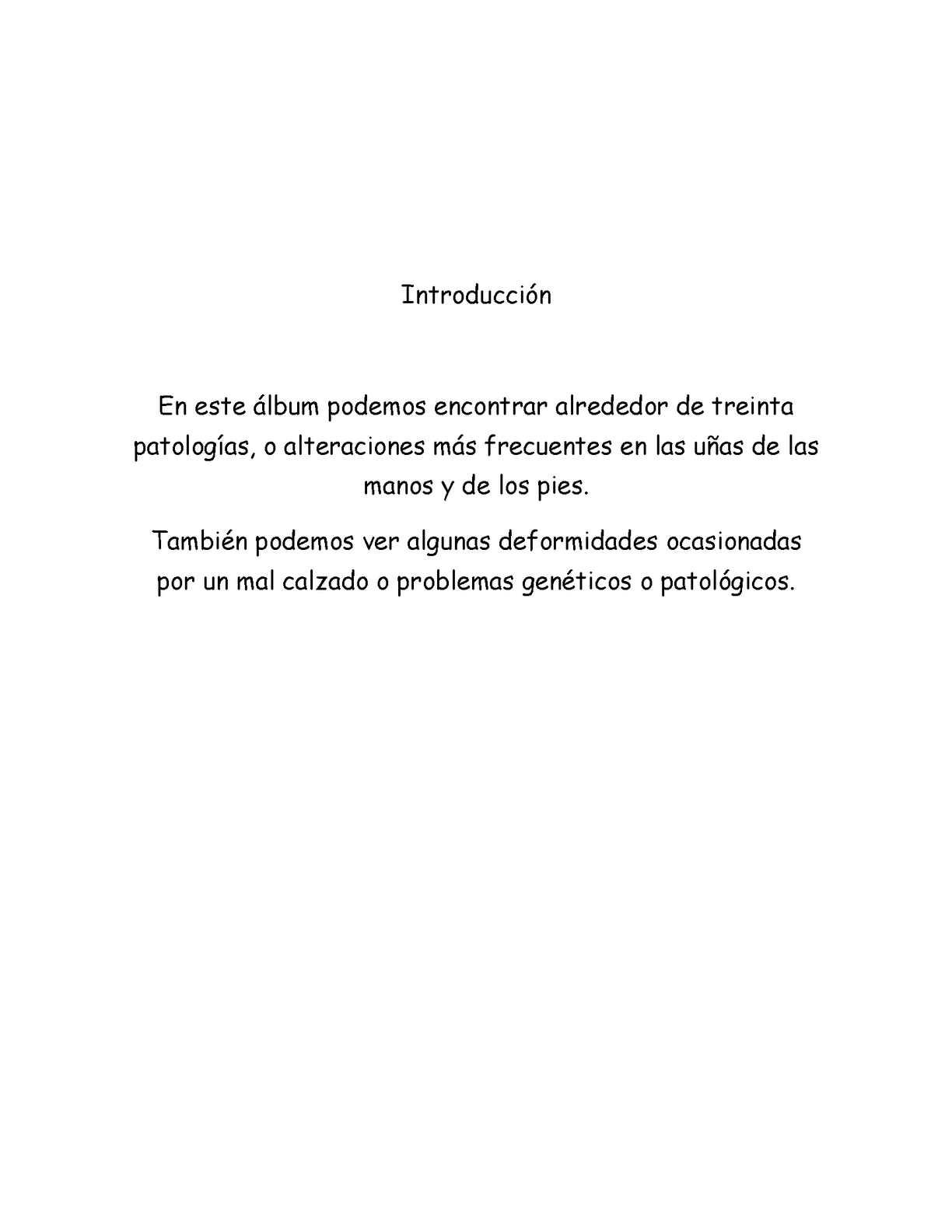 Calaméo - ALTERACIONES DE LAS UÑAS Y DEFORMIDADES DE LAS MANOS Y LOS ...
