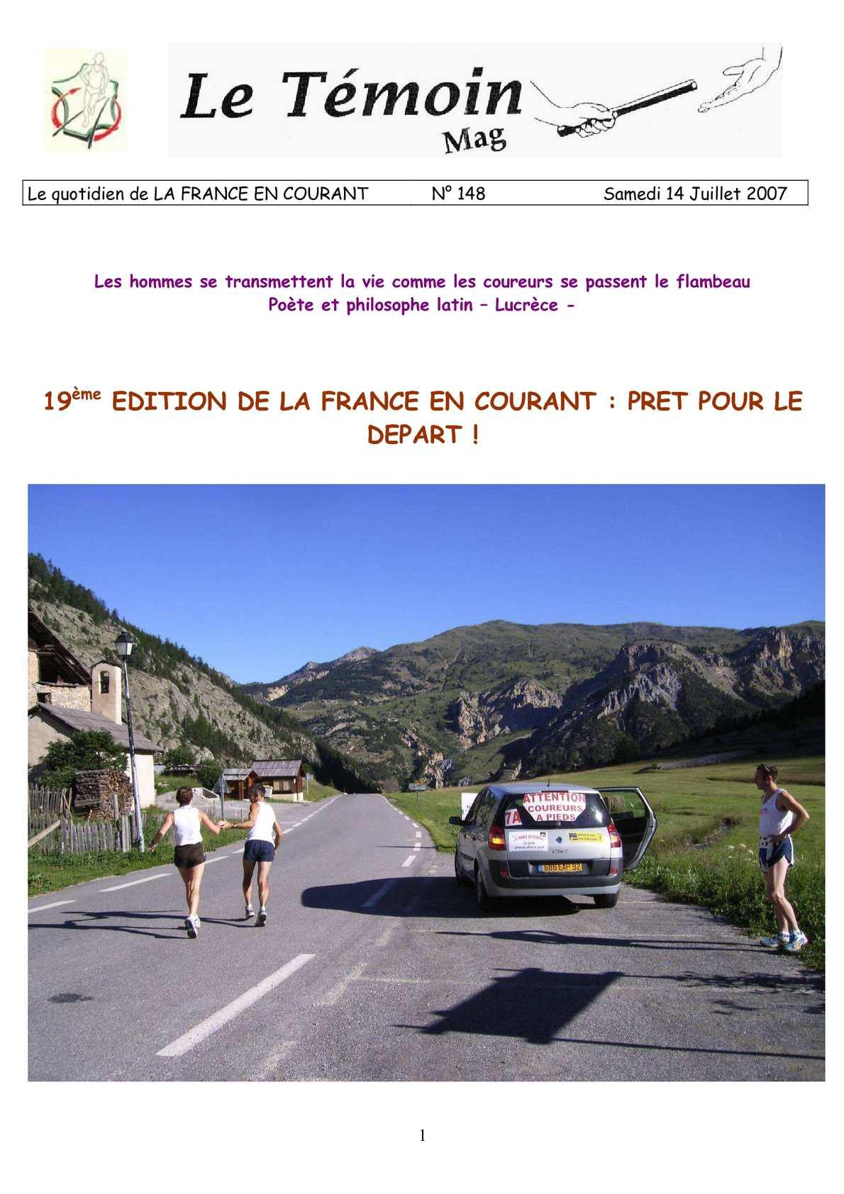 Michel Courvallet La Barre En Ouche intérieur calaméo - témoins fec 2007