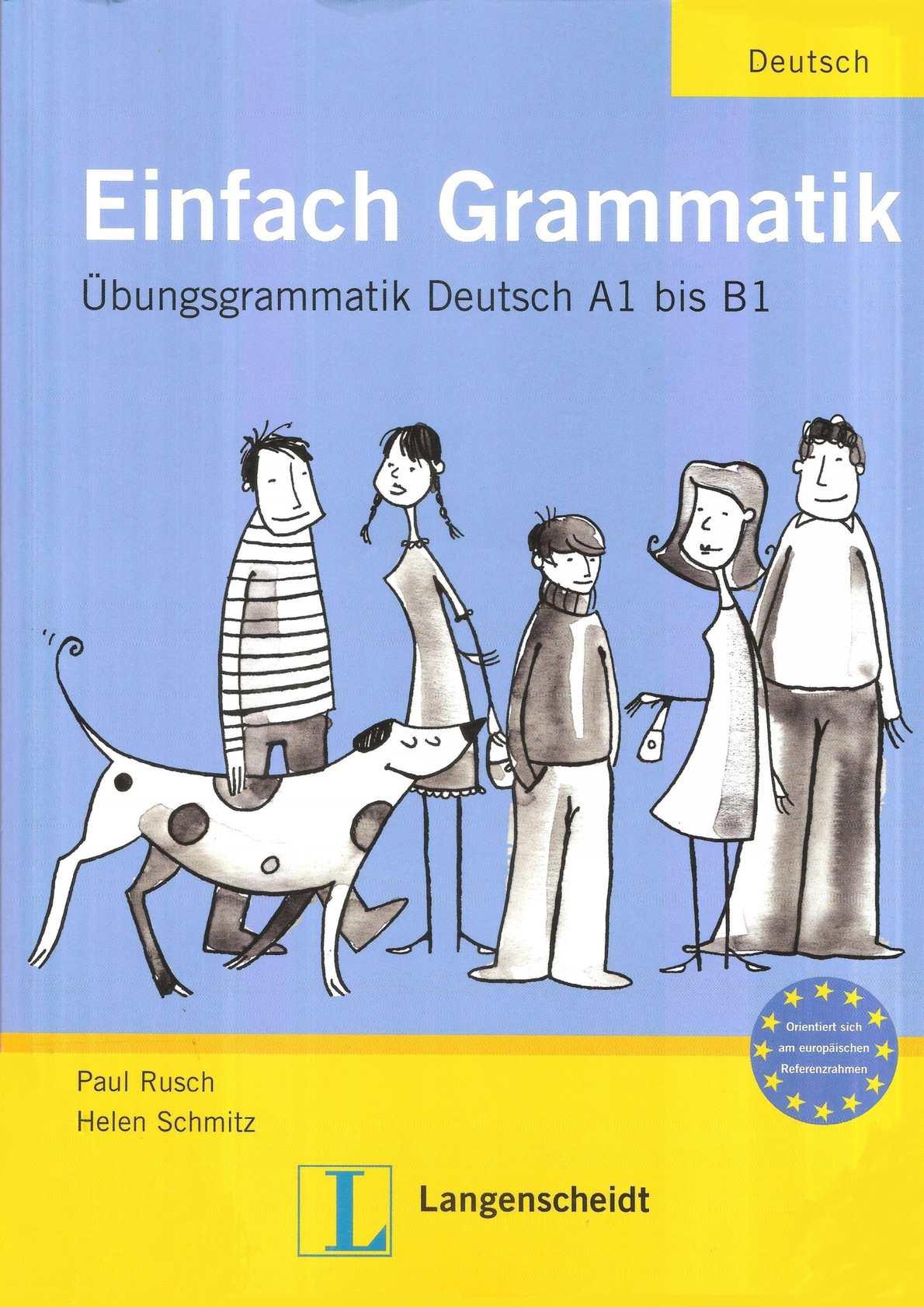 Einfach Grammatik Übungsgrammatik A1 bis B1