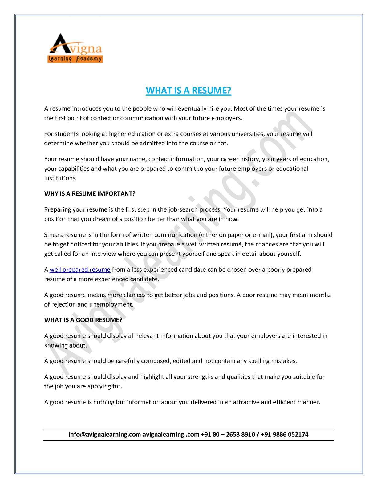 calaméo professional resume writing services