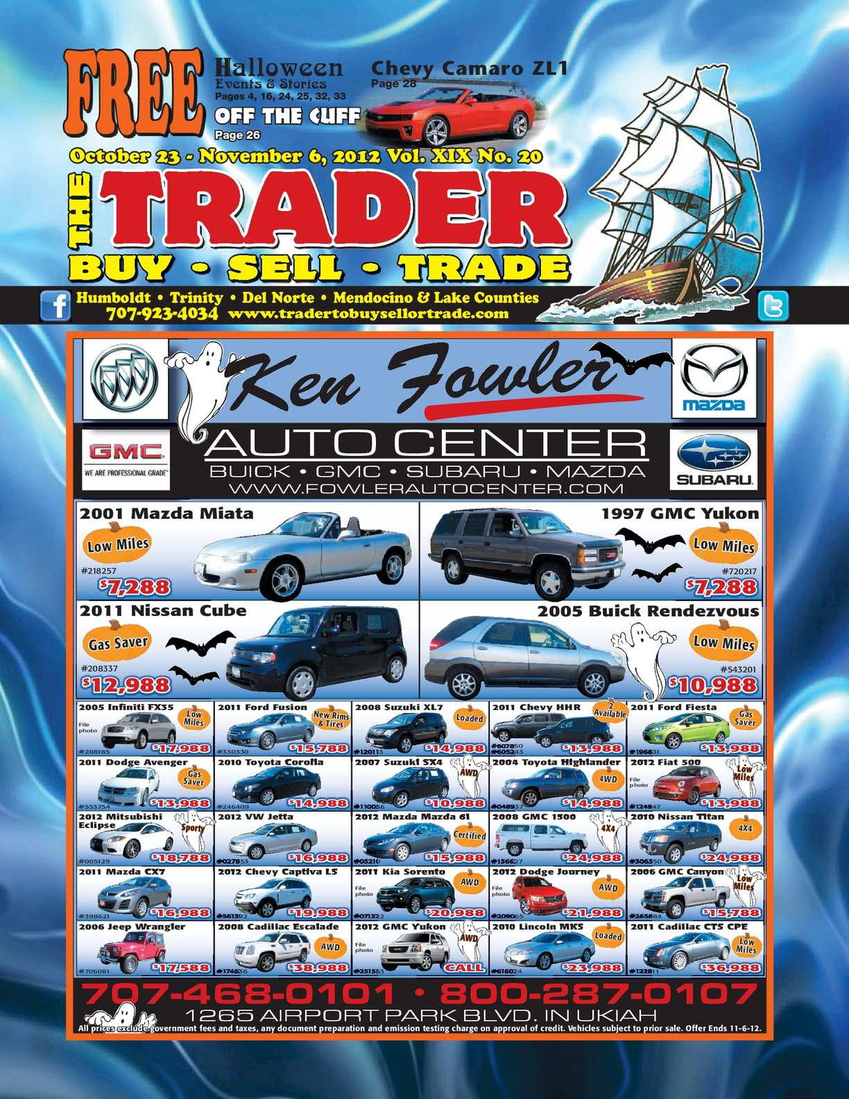 Calamo The Trader 102312 Gmos Wiring Diagram Chevy Additionally 2005 Cadillac Sts