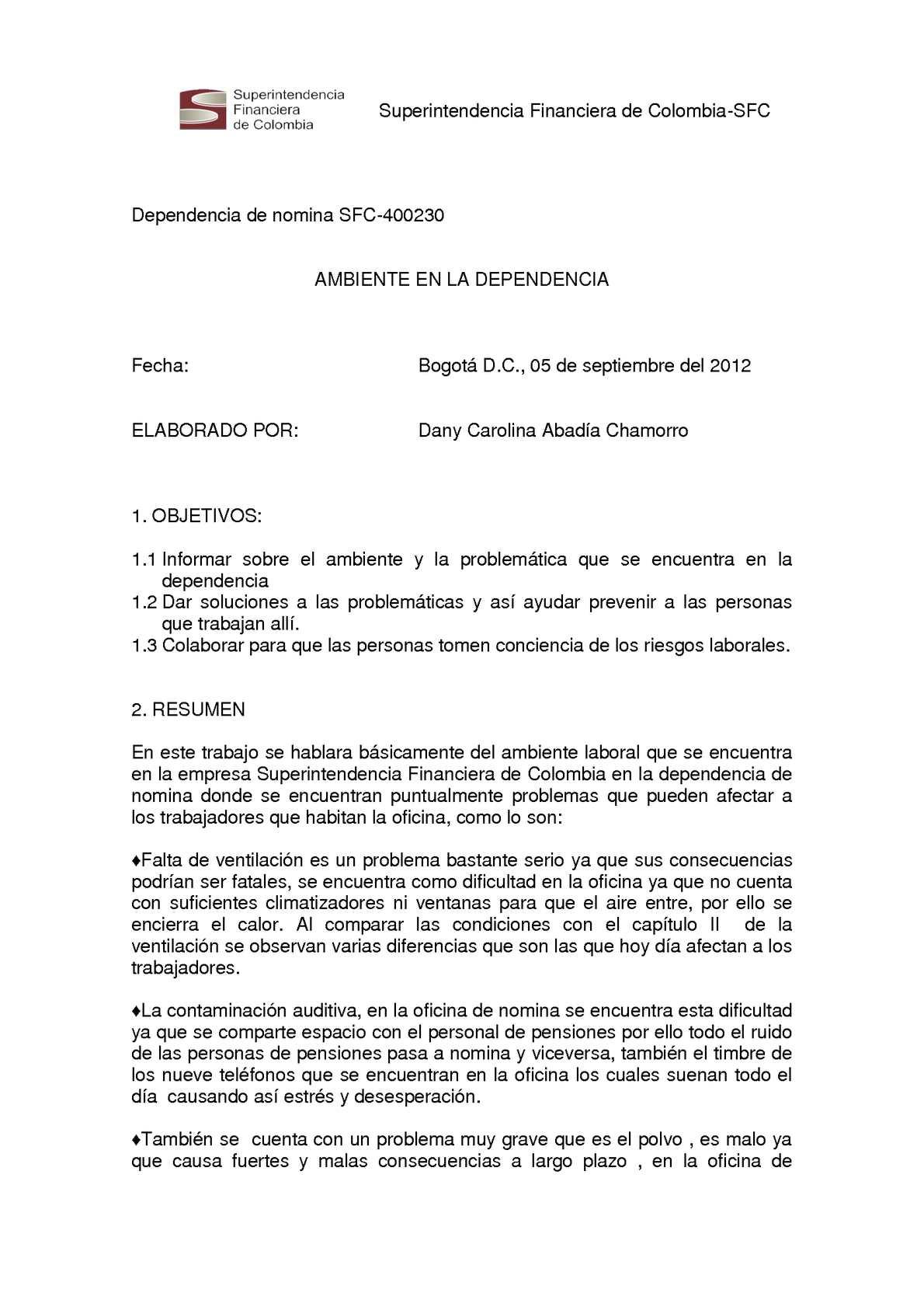 Calaméo - Informe ejecutivo
