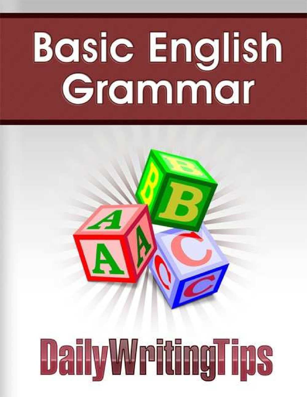 muet grammar tips