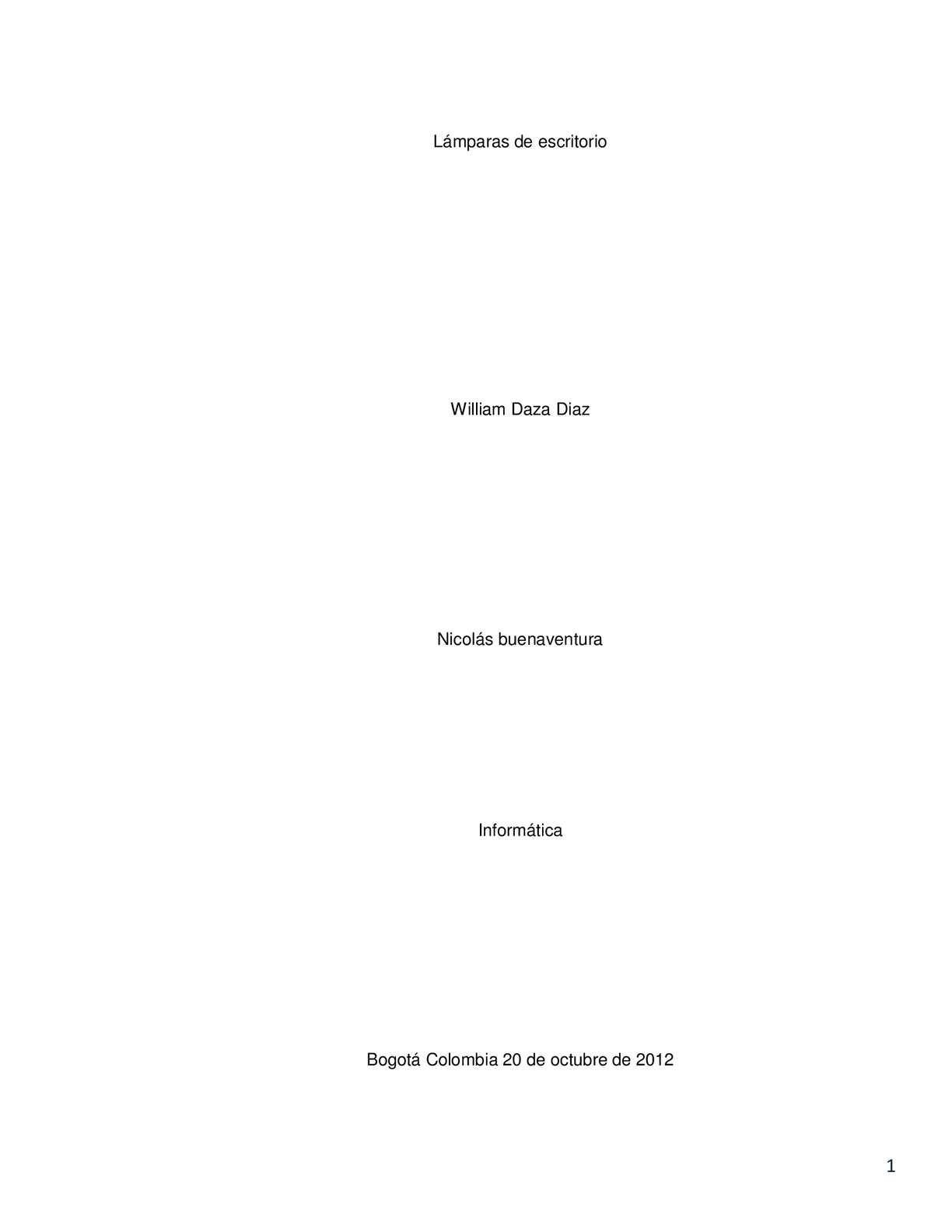 Lamparas De Escritorio1