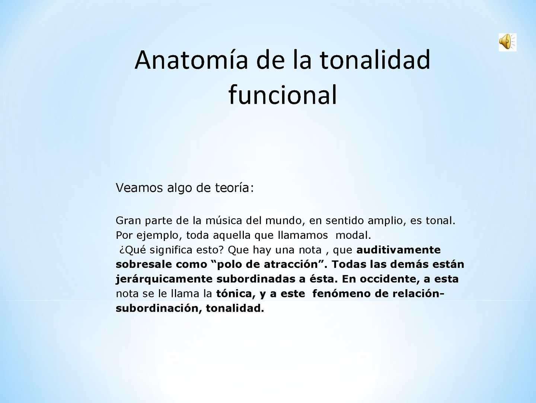 Calaméo - capitulo1 ; anatomia de la tonalidad funcional