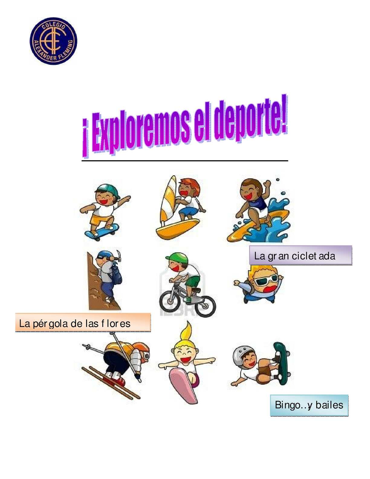 Calaméo - Exploremos el deporte 64dfc676fb73c