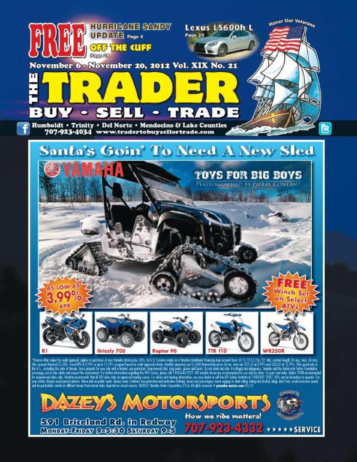 calam o the trader 110612 rh calameo com World of Powersports Peoria IL World of Powersports Logo