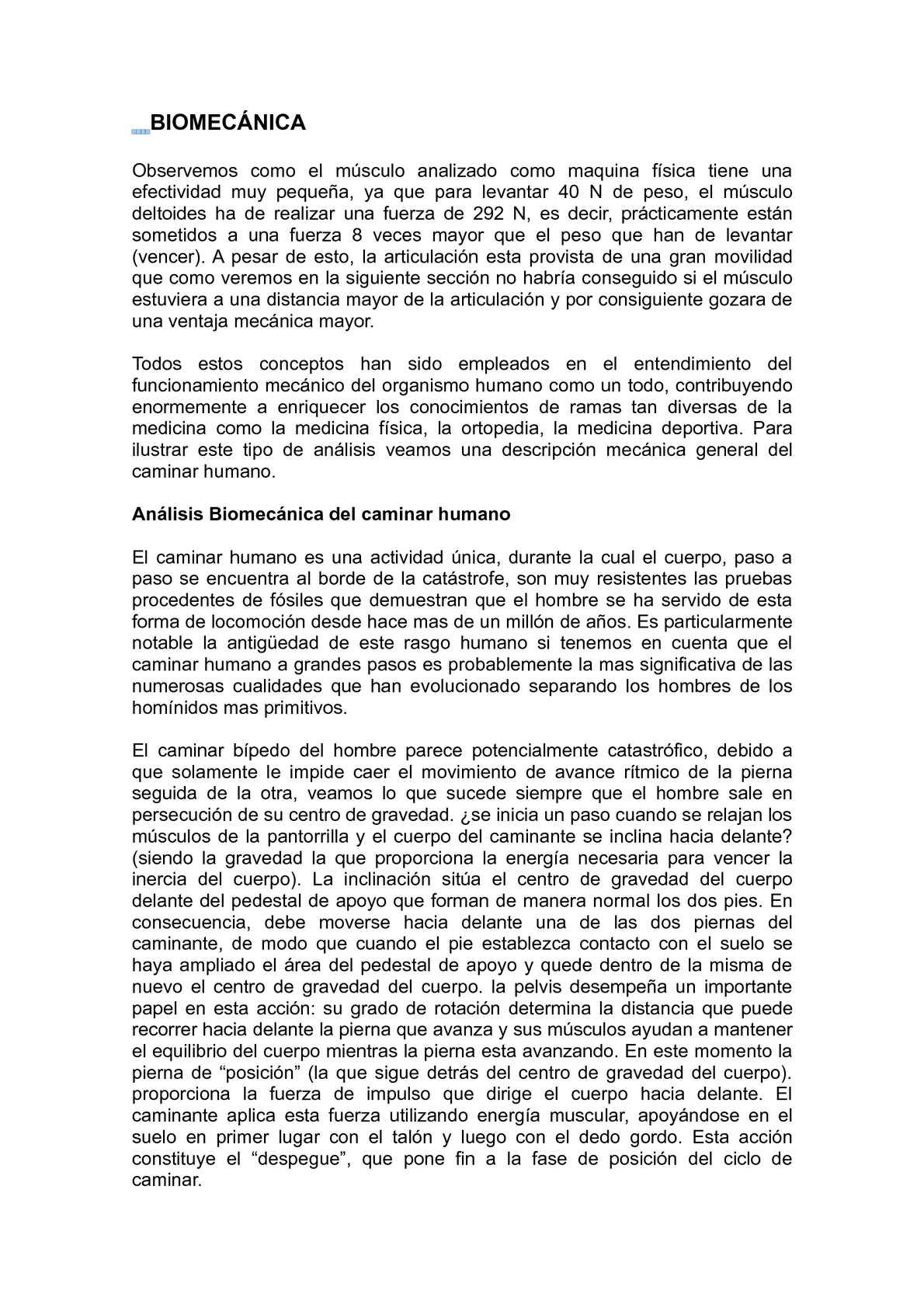 Calaméo - Biofísica - Biomecánica.