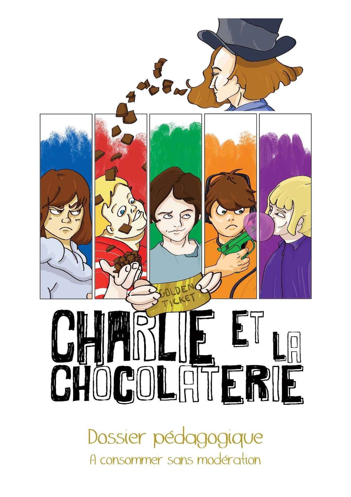 """le dossier pédagogique de """"Charlie et la chocolaterie"""""""