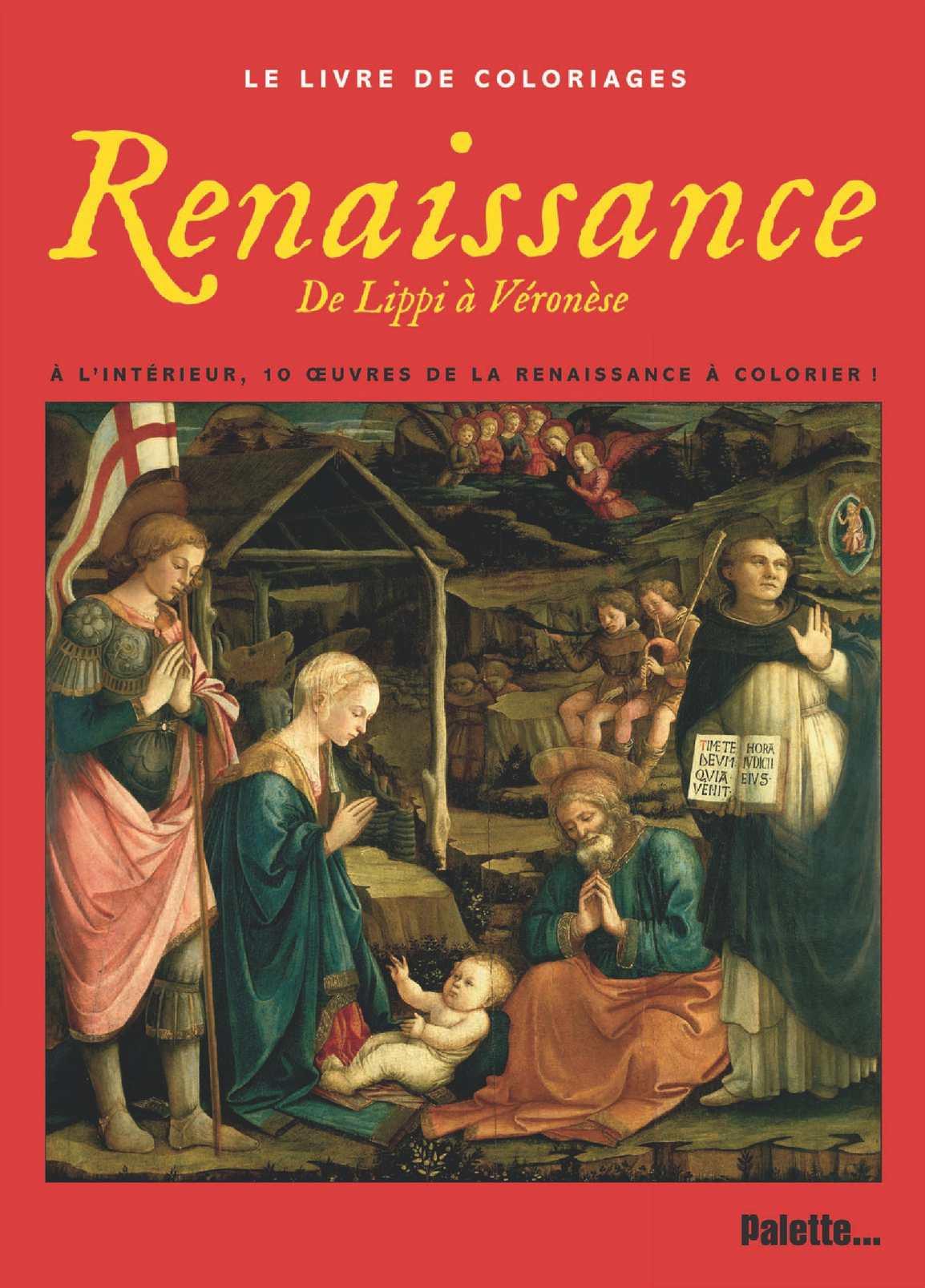 Coloriages Renaissance