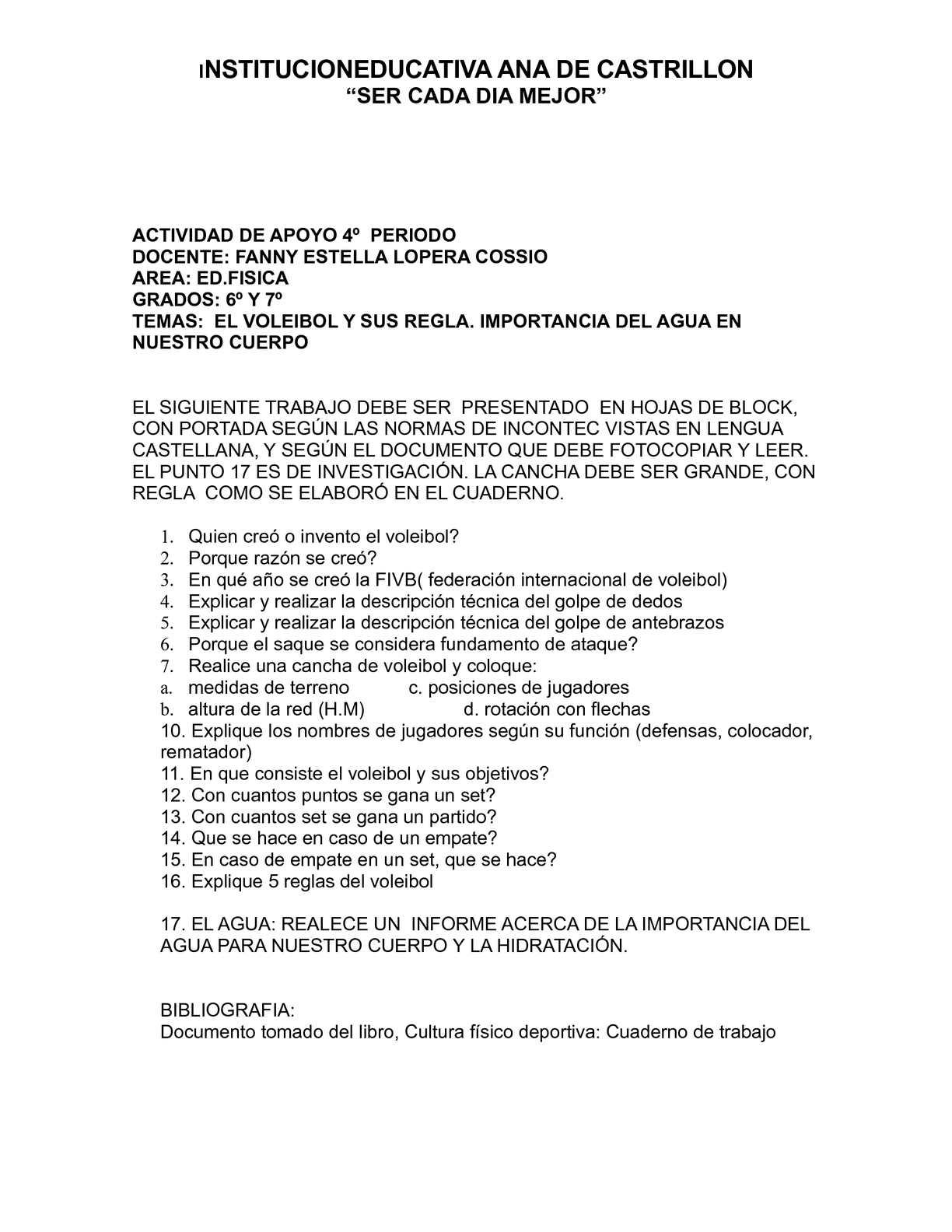 Calaméo - ACTIVIDAD DE APOYO 4 PERIODO 6 Y 7