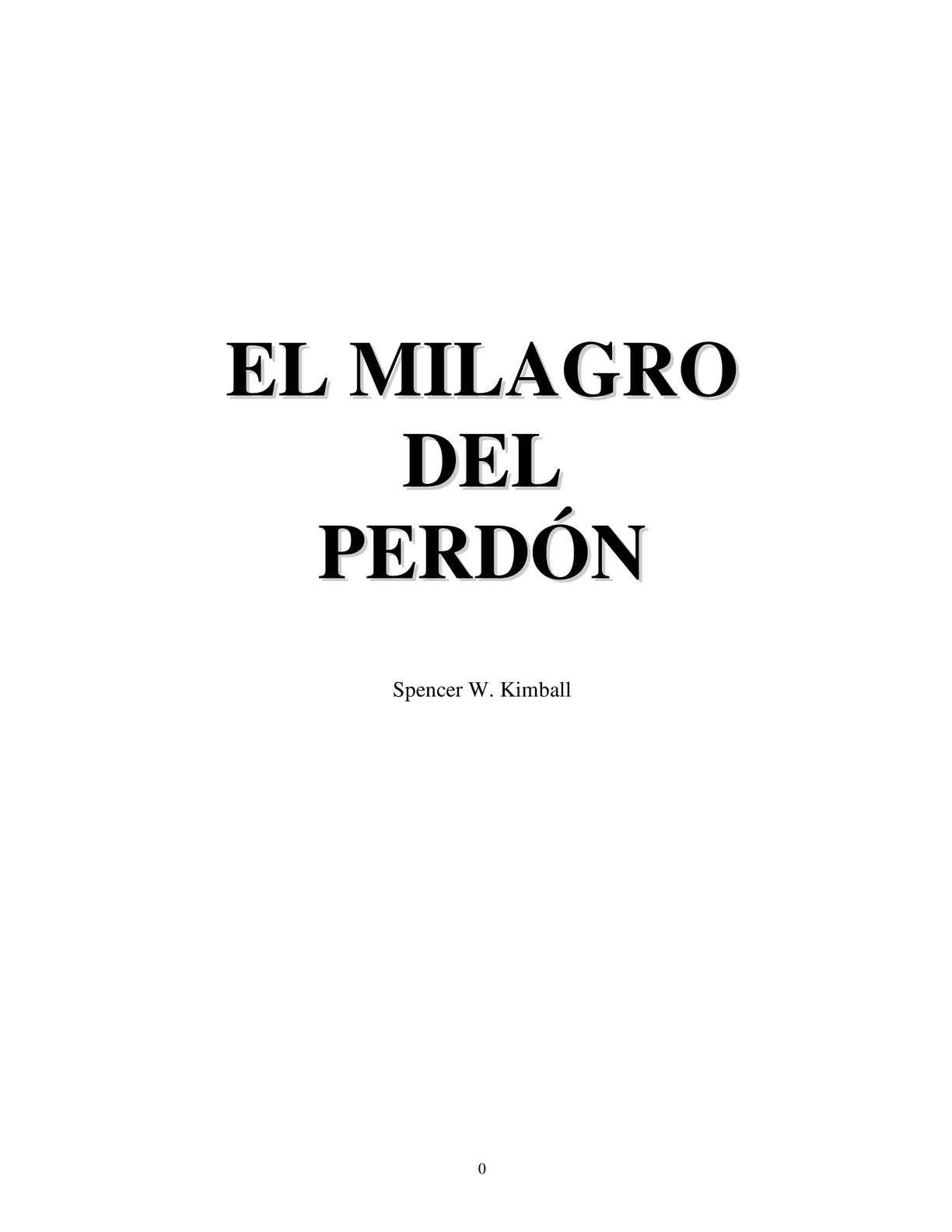 Calaméo - El Milagro del Perdón