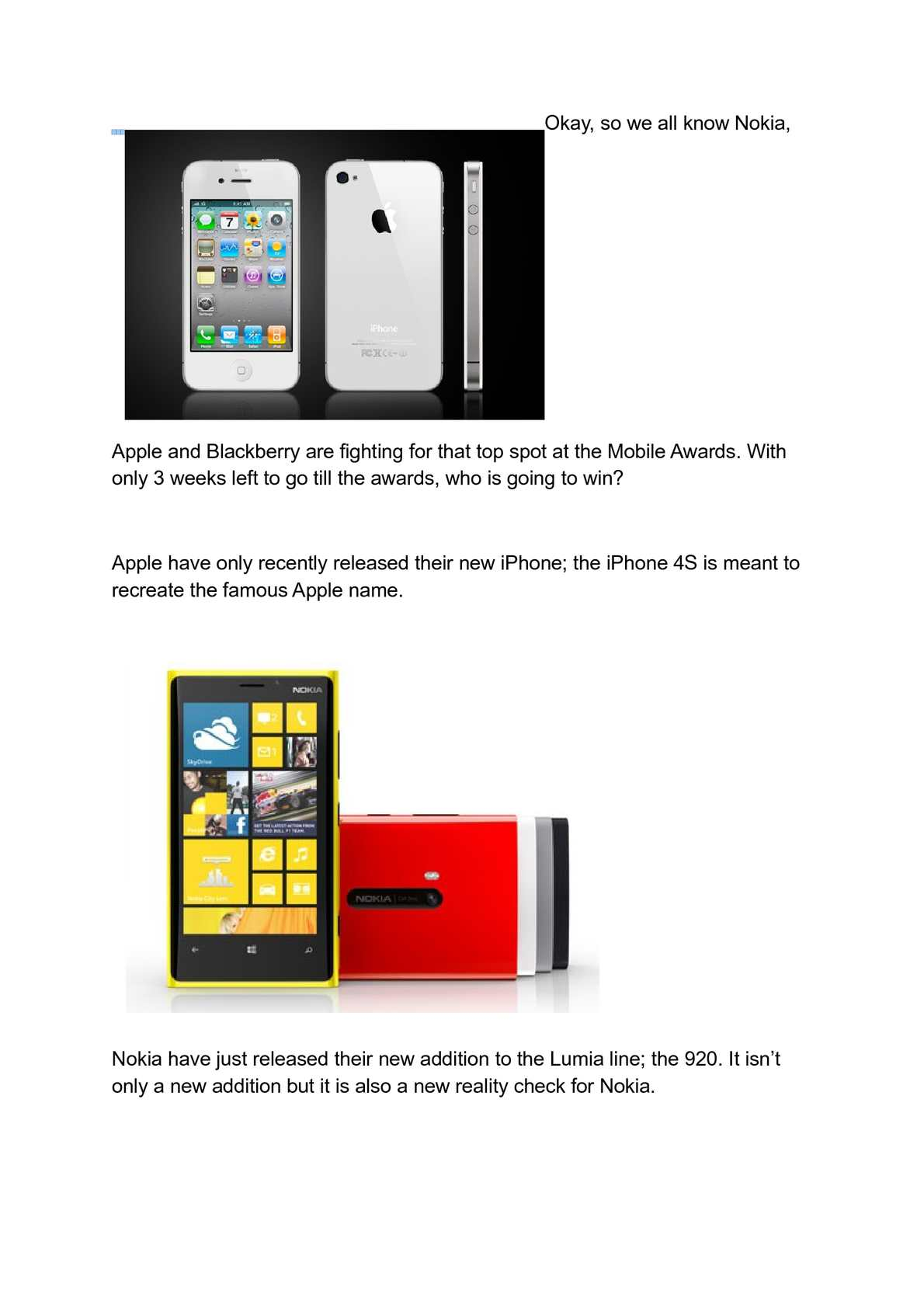 Calamo Apple Iphone 4s Vs Nokia Lumia 920 Blackberry Torch Touchscreen 9860 Review
