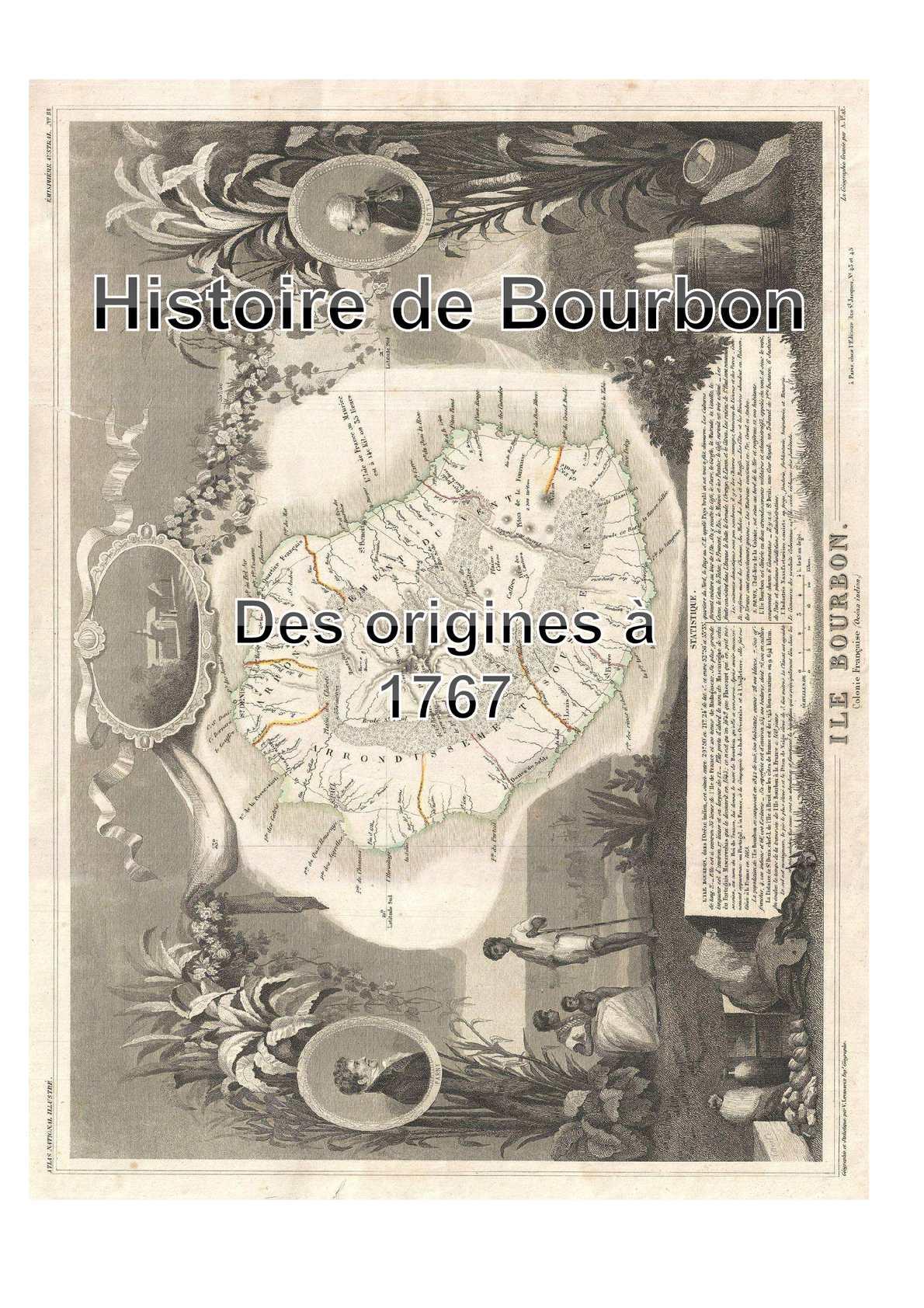 Histoire de Bourbon