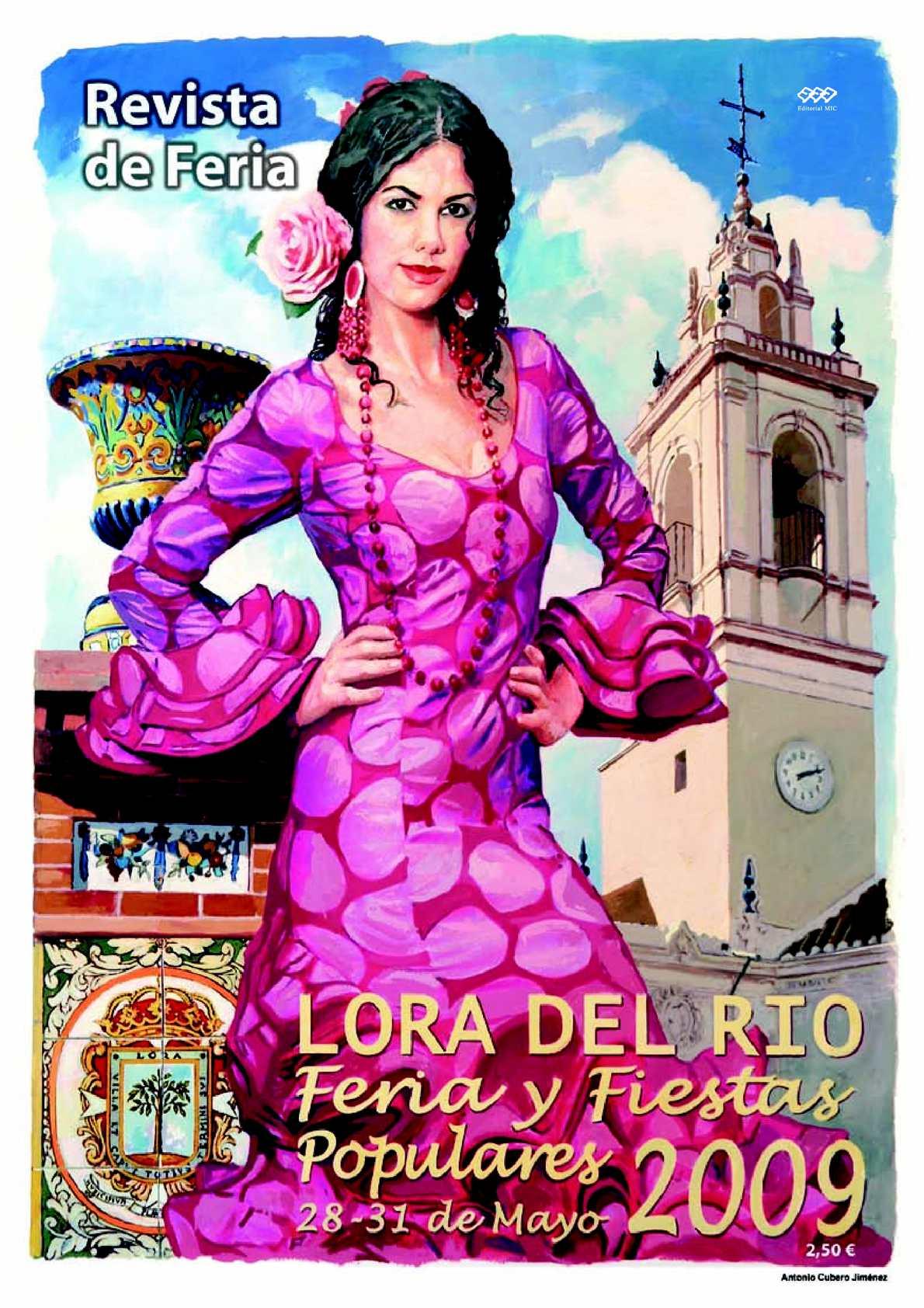 Calaméo - Revista de Feria de Lora del Río 2009
