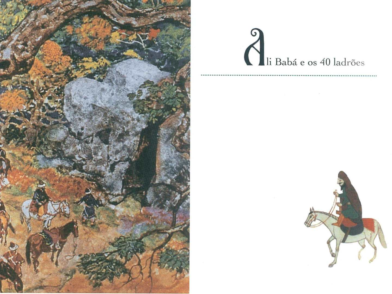 Ali Babá e os 40 Ladrões