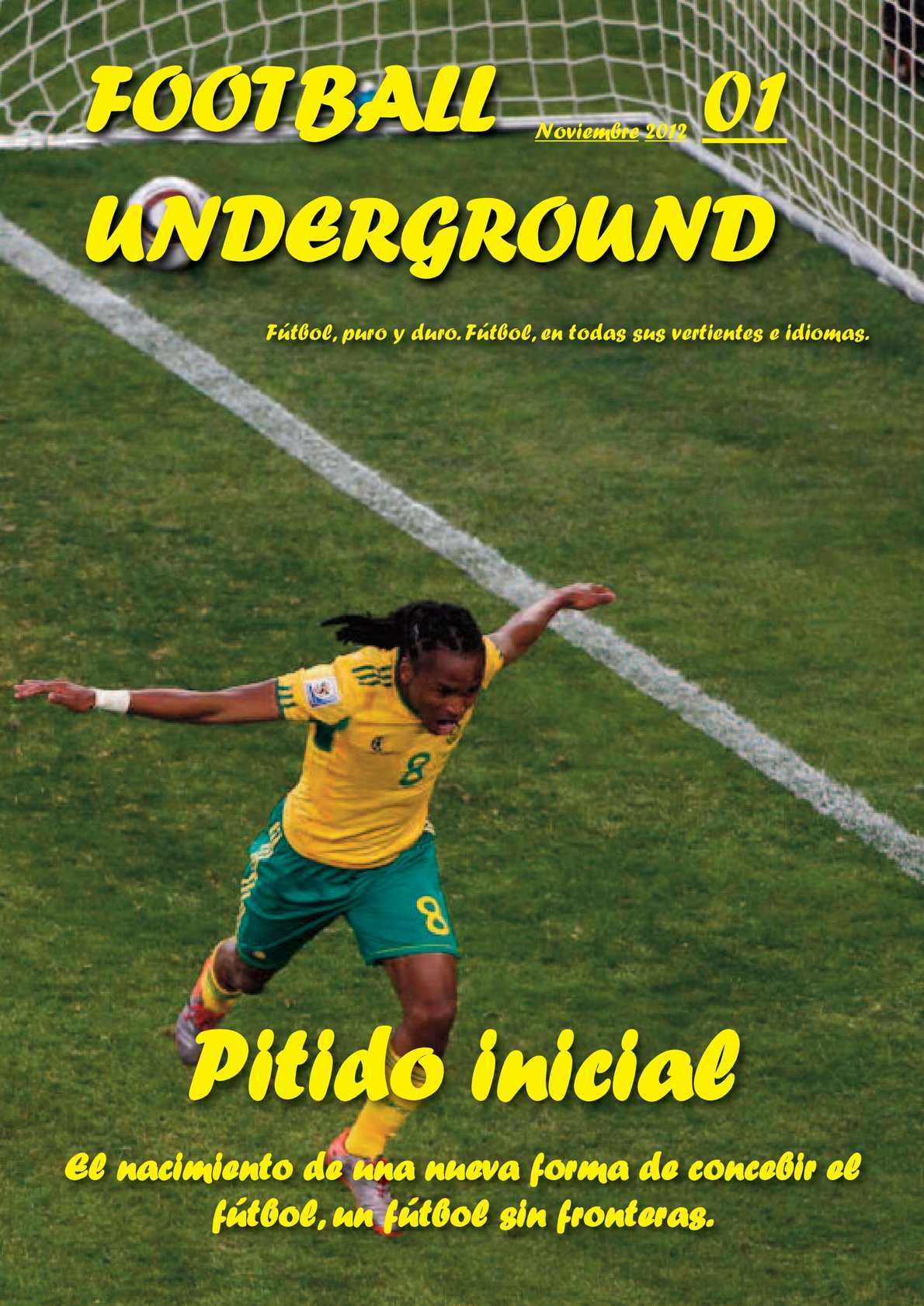 Calaméo - Football Underground 01