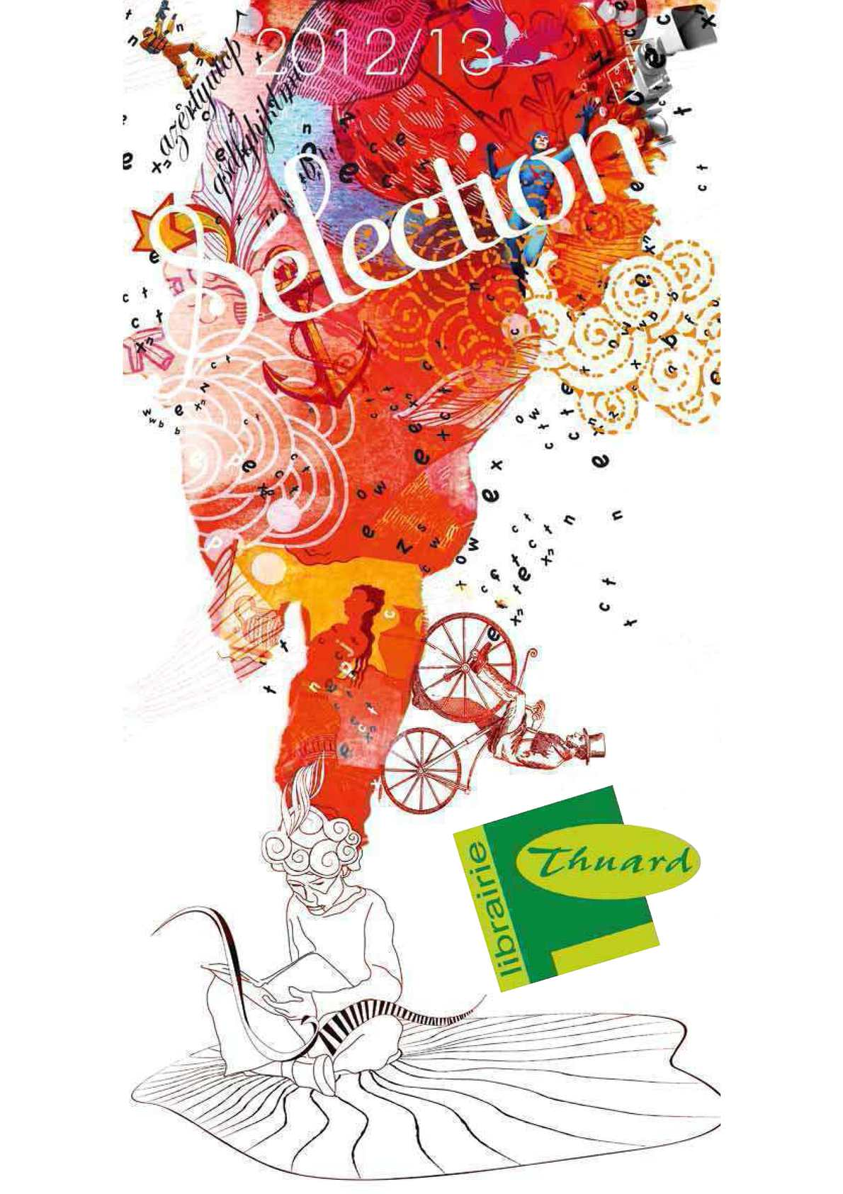 7d9efdd0abbf Calaméo - Catalogue de la librairie Thuard - Noël 2012