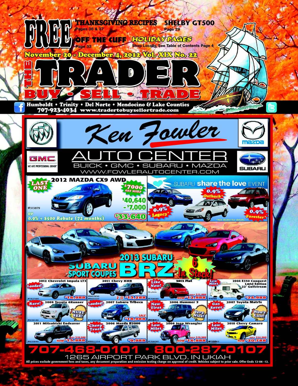Calamo The Trader 11 20 12 Besides 2004 Honda Accord Ac Drain On 2006 Ridgeline Diagram