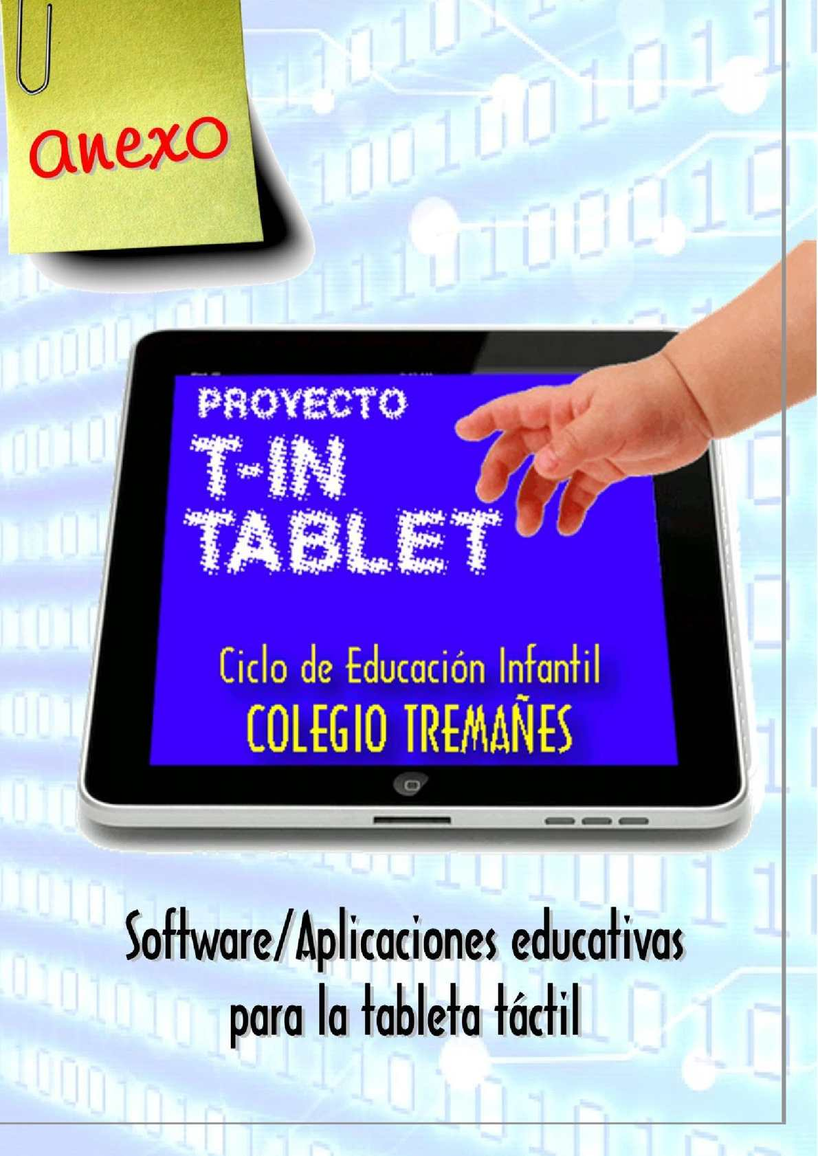Calaméo - T-IN TABLET anexo