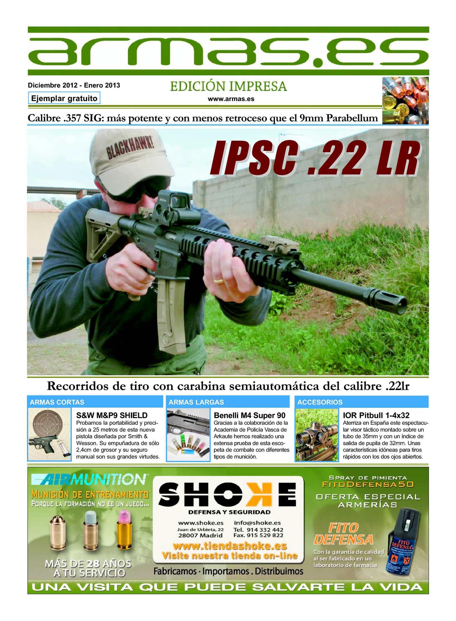 Calaméo - Periódico Armas nº 45