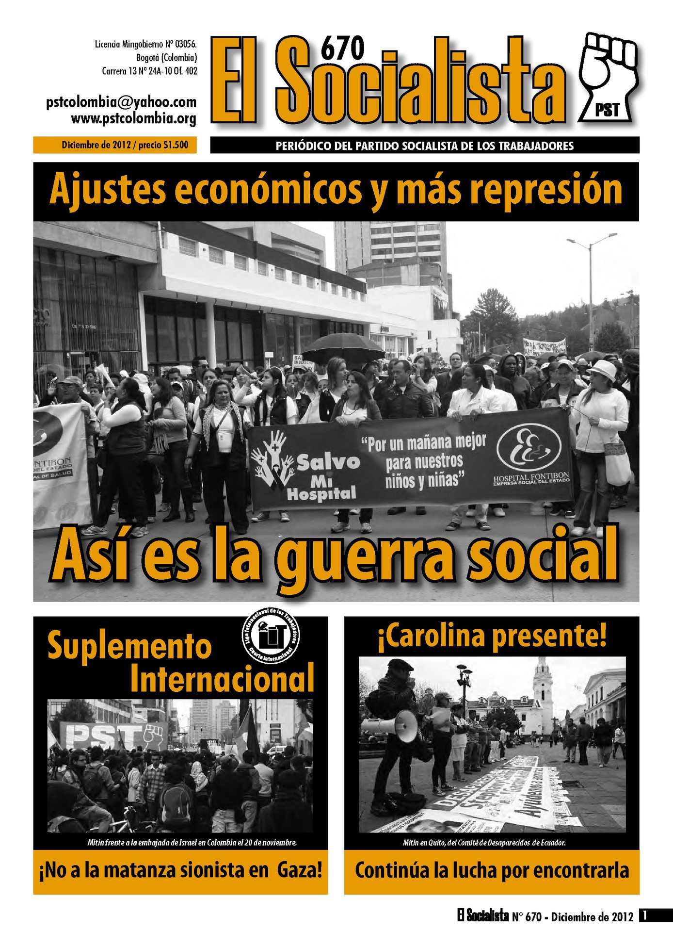 El Socialista 670