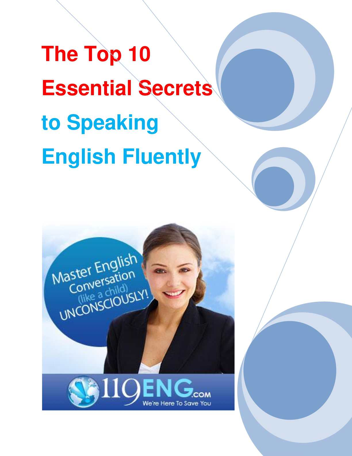 Top 10 Essential Secrets to Speaking English Fluently