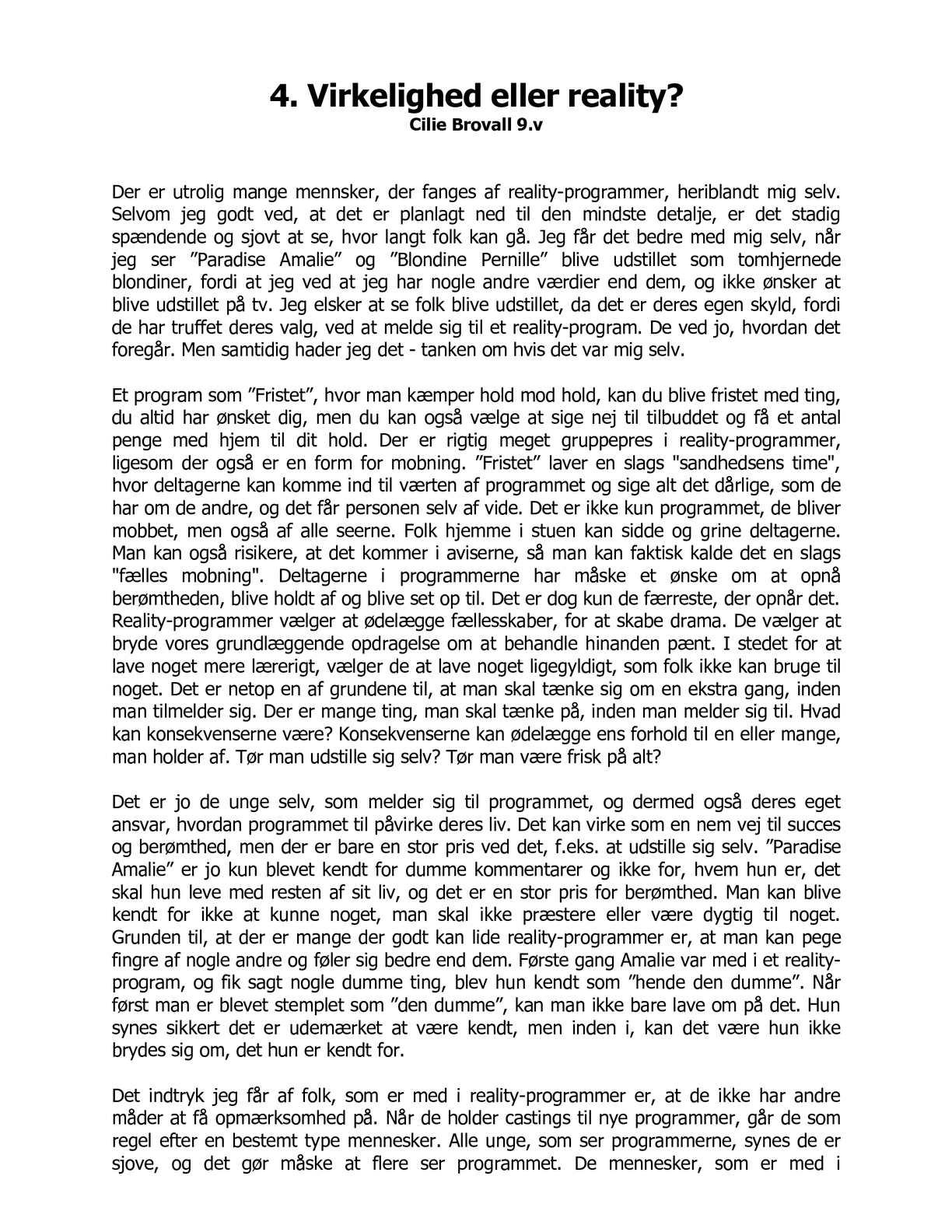 Informacijos mokslai essay