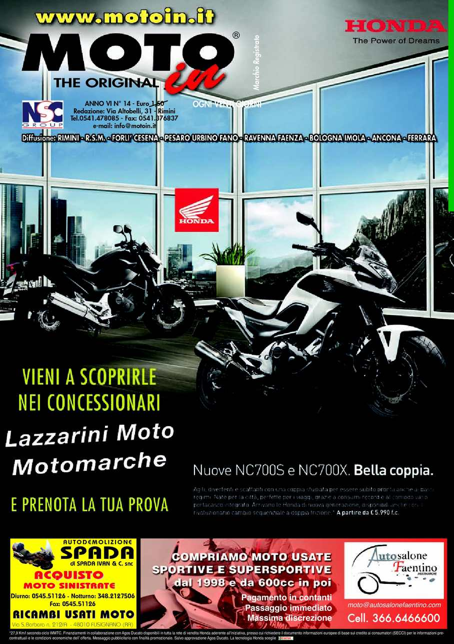 Calaméo Moto In N 15 2012