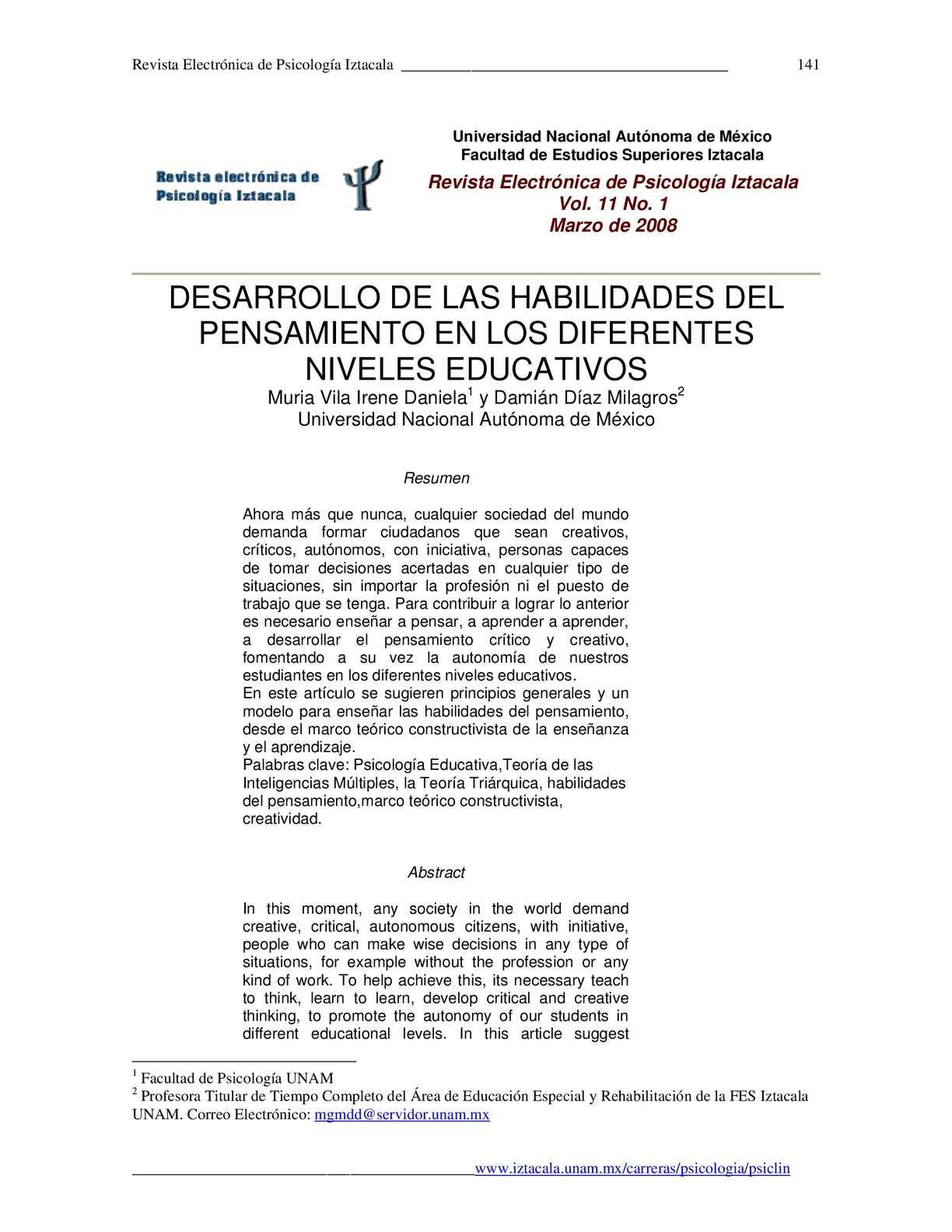 Encantador Lista Resumida De Habilidades Colección de Imágenes ...