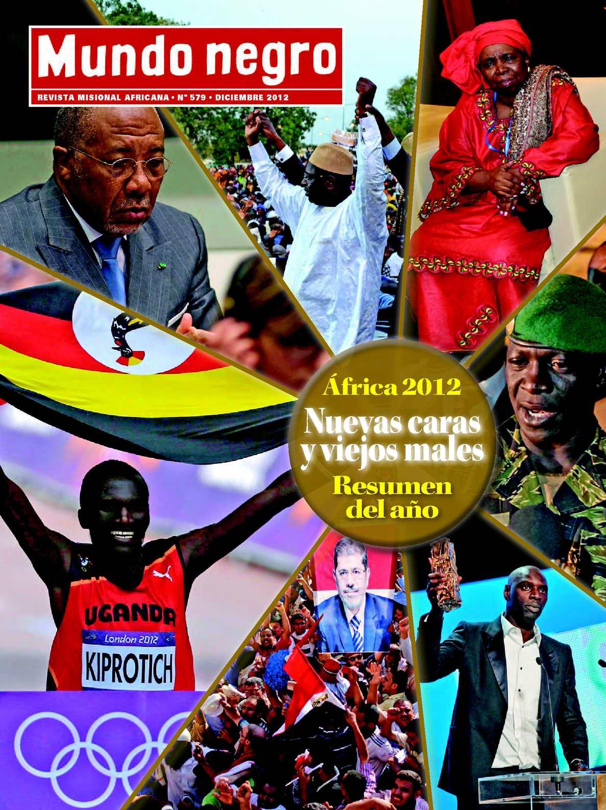 Calaméo Mundo Negro 579 Diciembre 2012