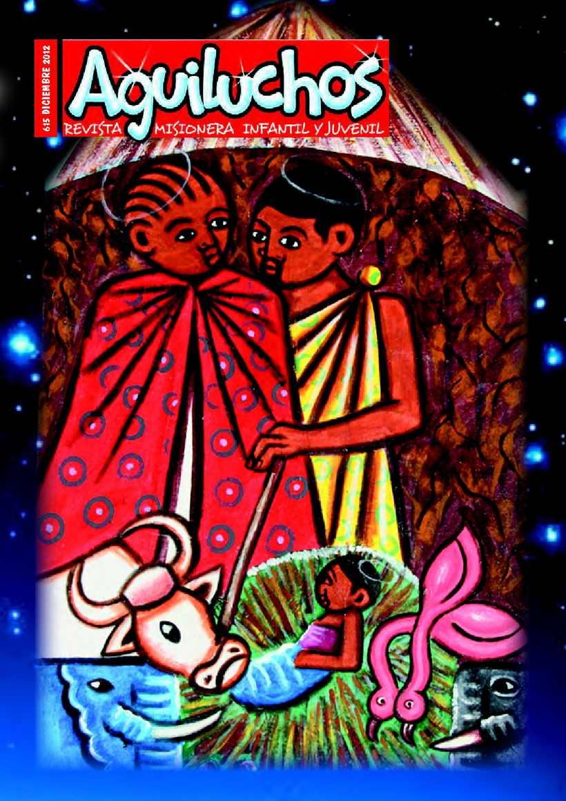Aguiluchos nº 615 diciembre 2012