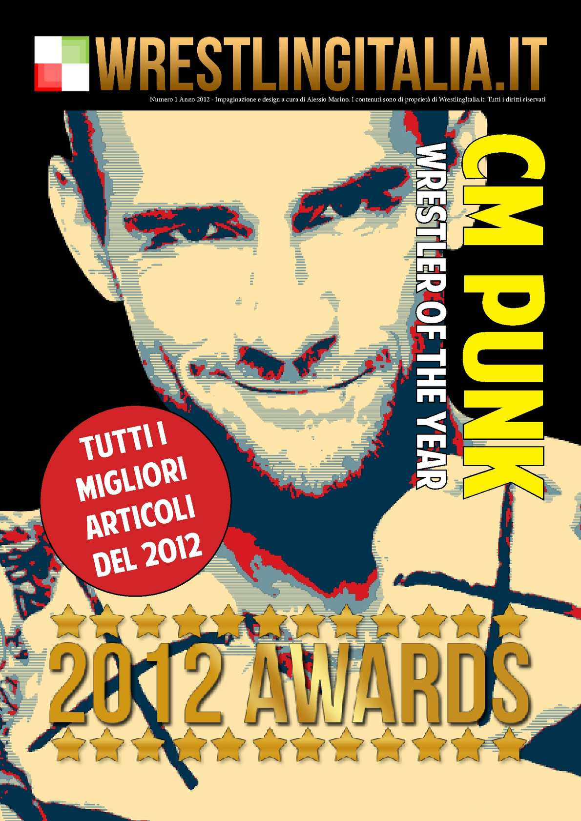 Calaméo - WrestlingItalia.it  the best of 2012 7260ec97affc