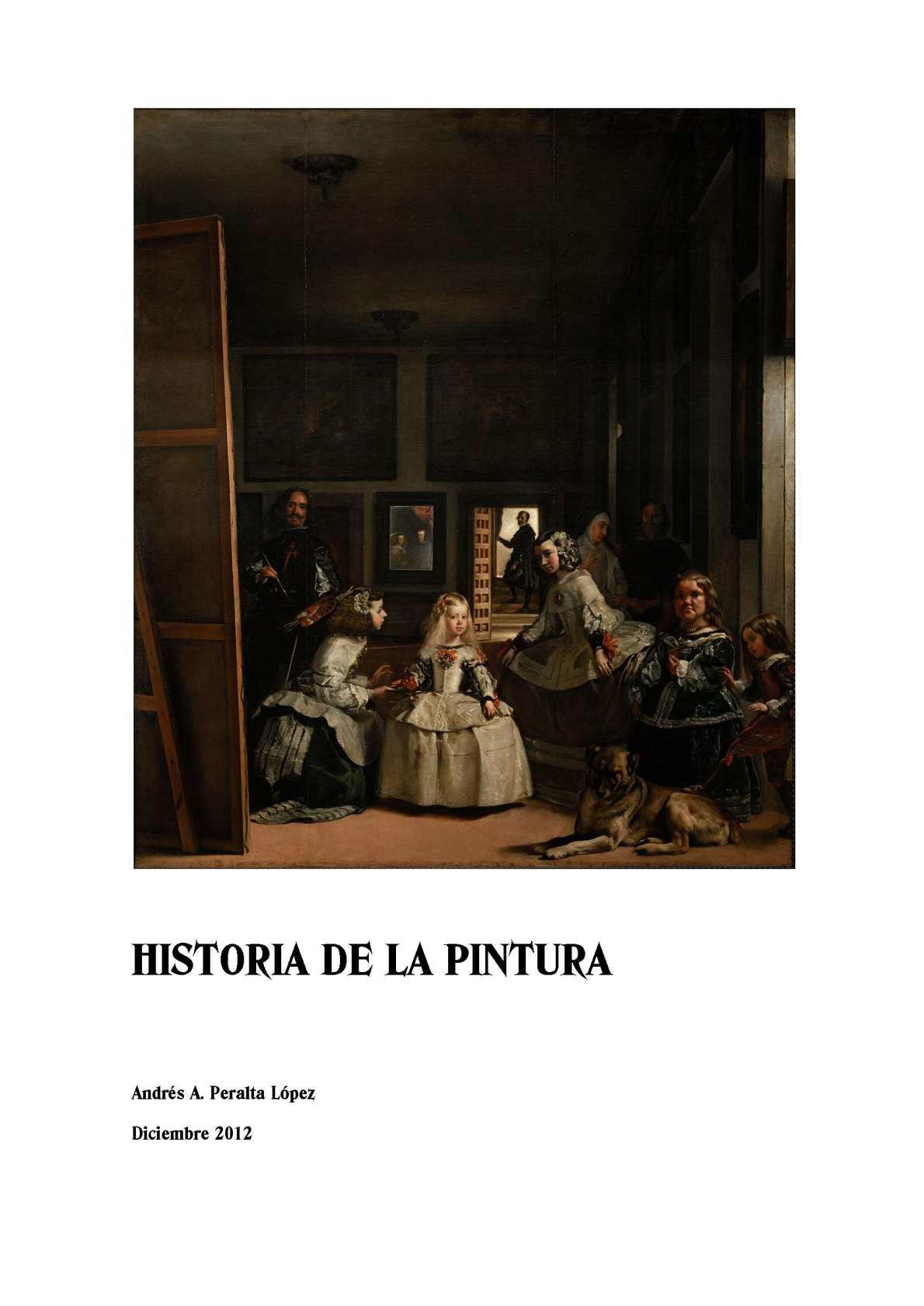 Calaméo - Historia de la Pintura